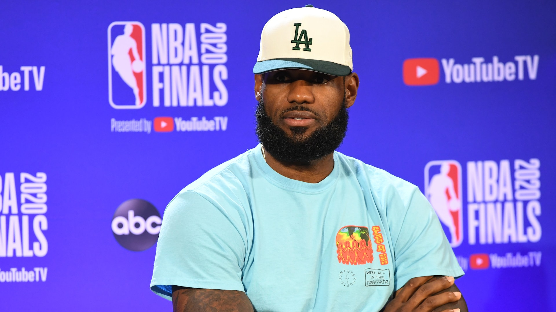 LeBron James says experience helped him 'have no weakness'