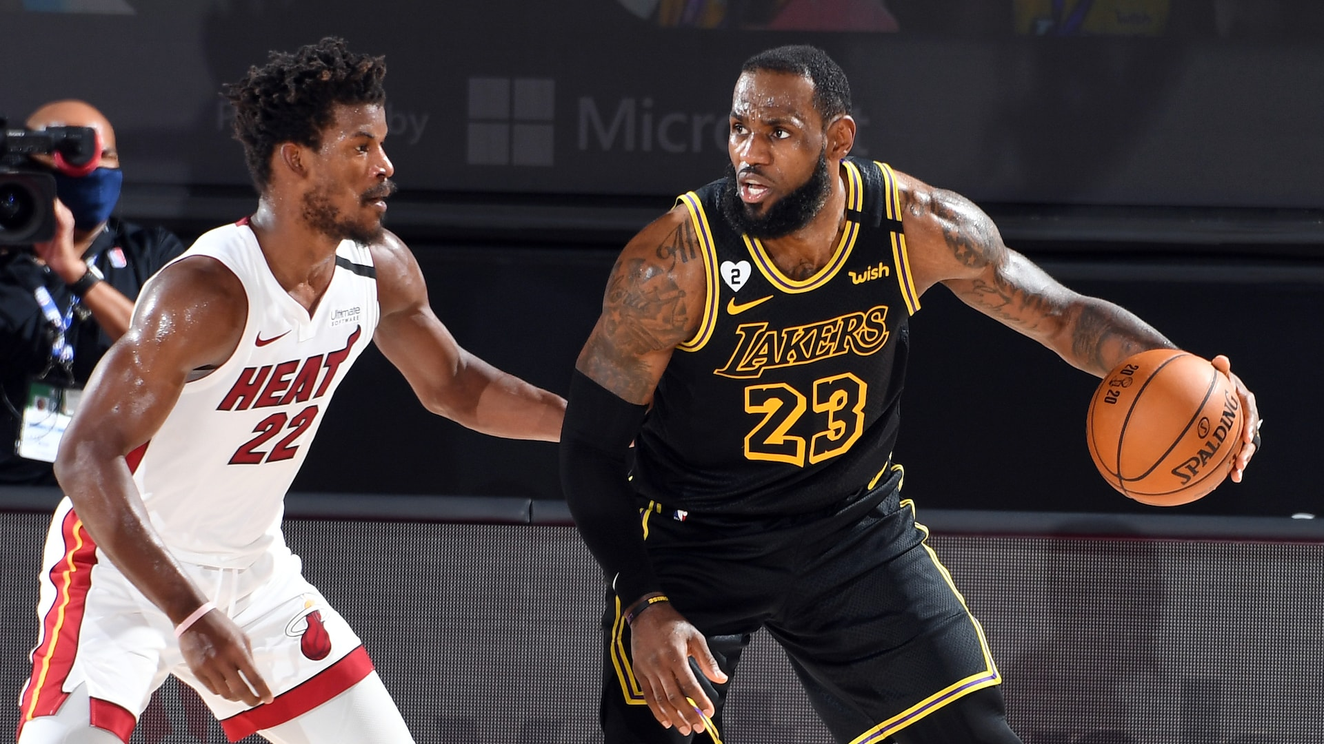 NBA players react to Game 5 thriller: 'LeBron made the right play'