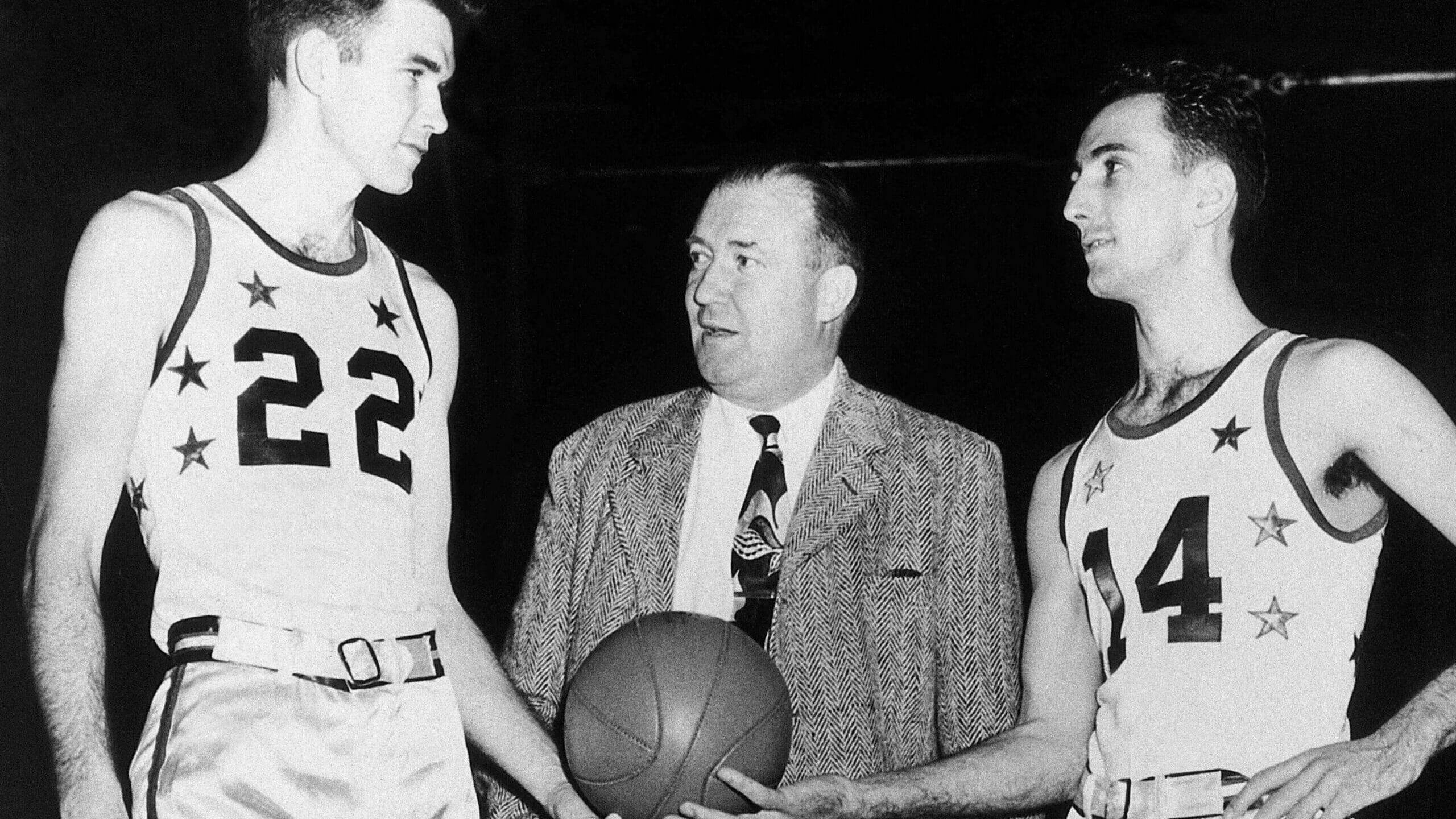 1951 NBA All-Star recap