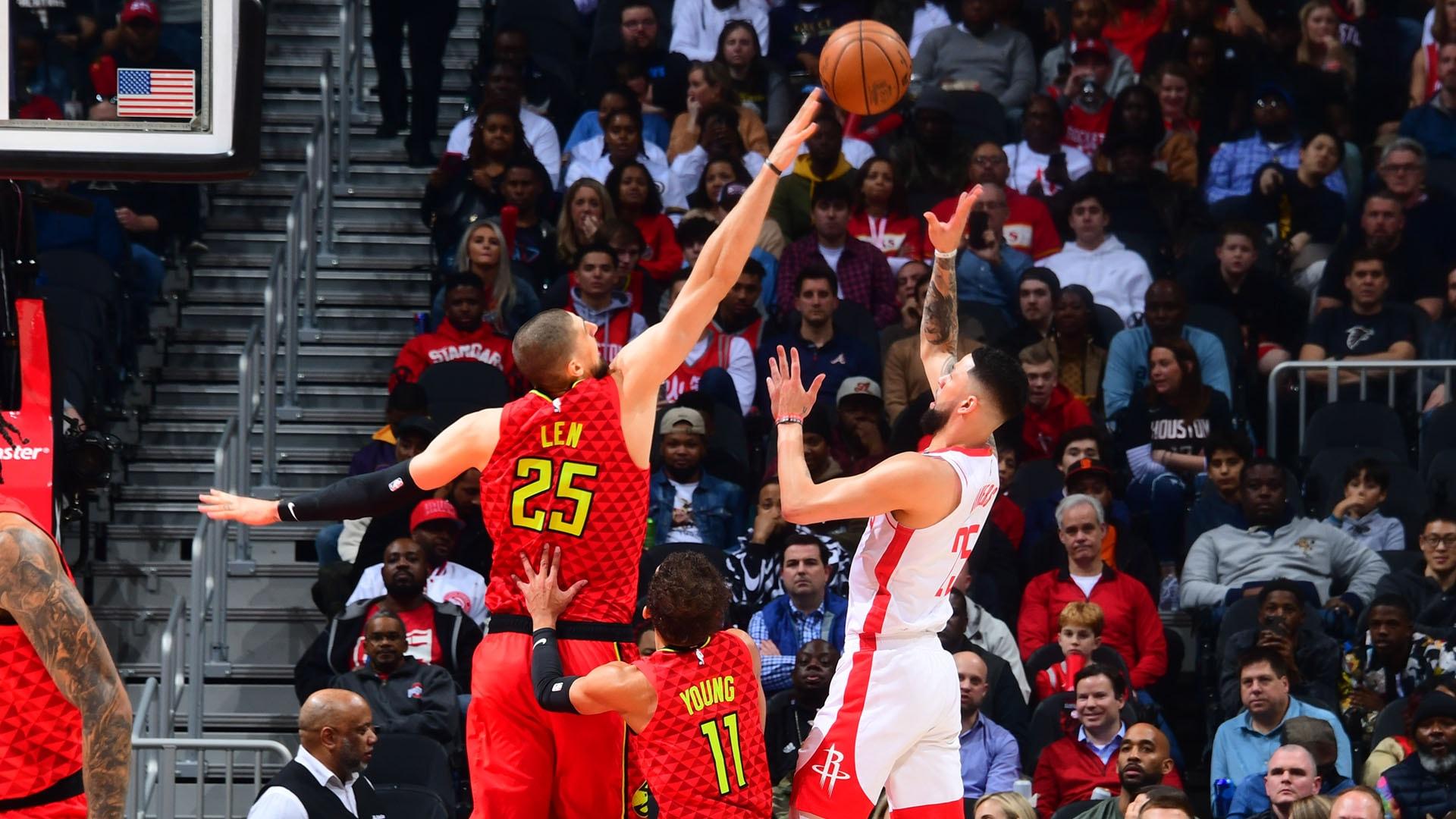 Rockets @ Hawks