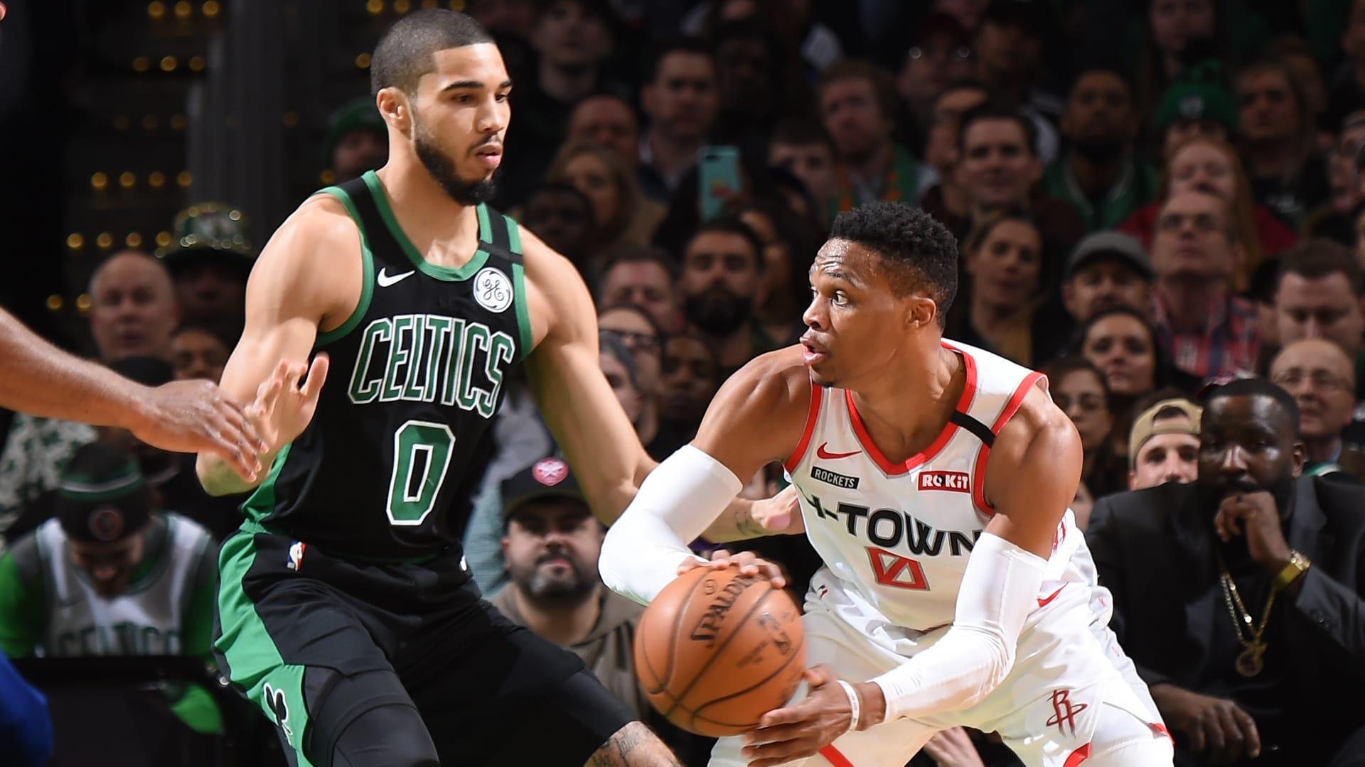 Rockets @ Celtics