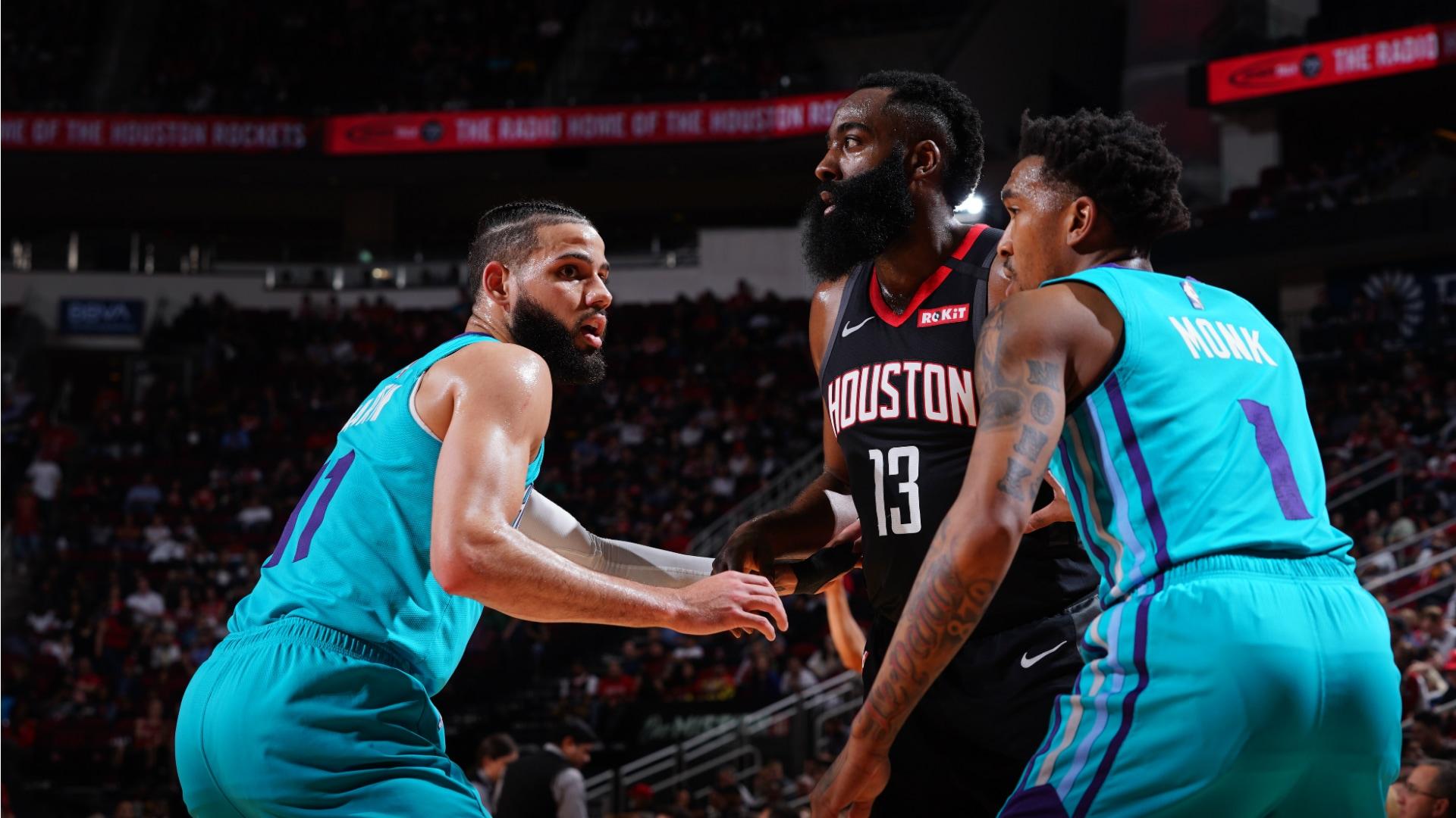 Hornets @ Rockets