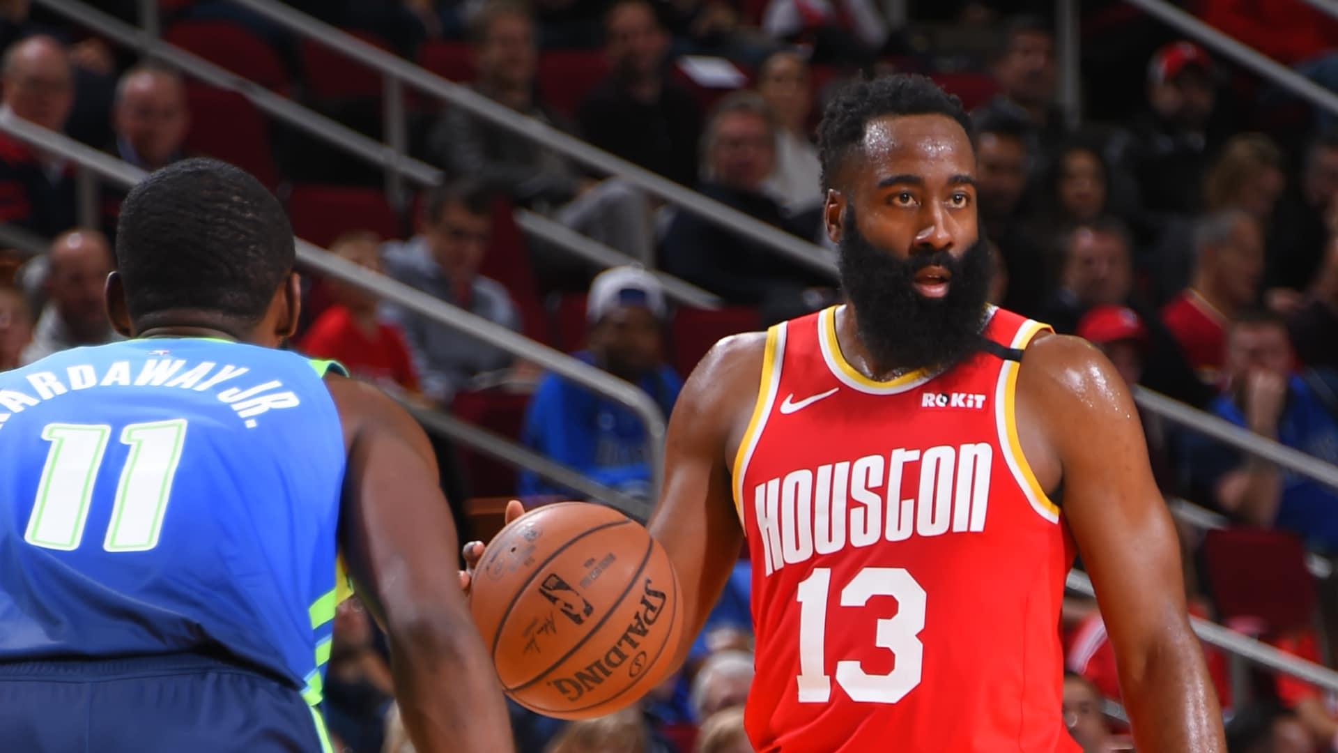 Mavericks @ Rockets