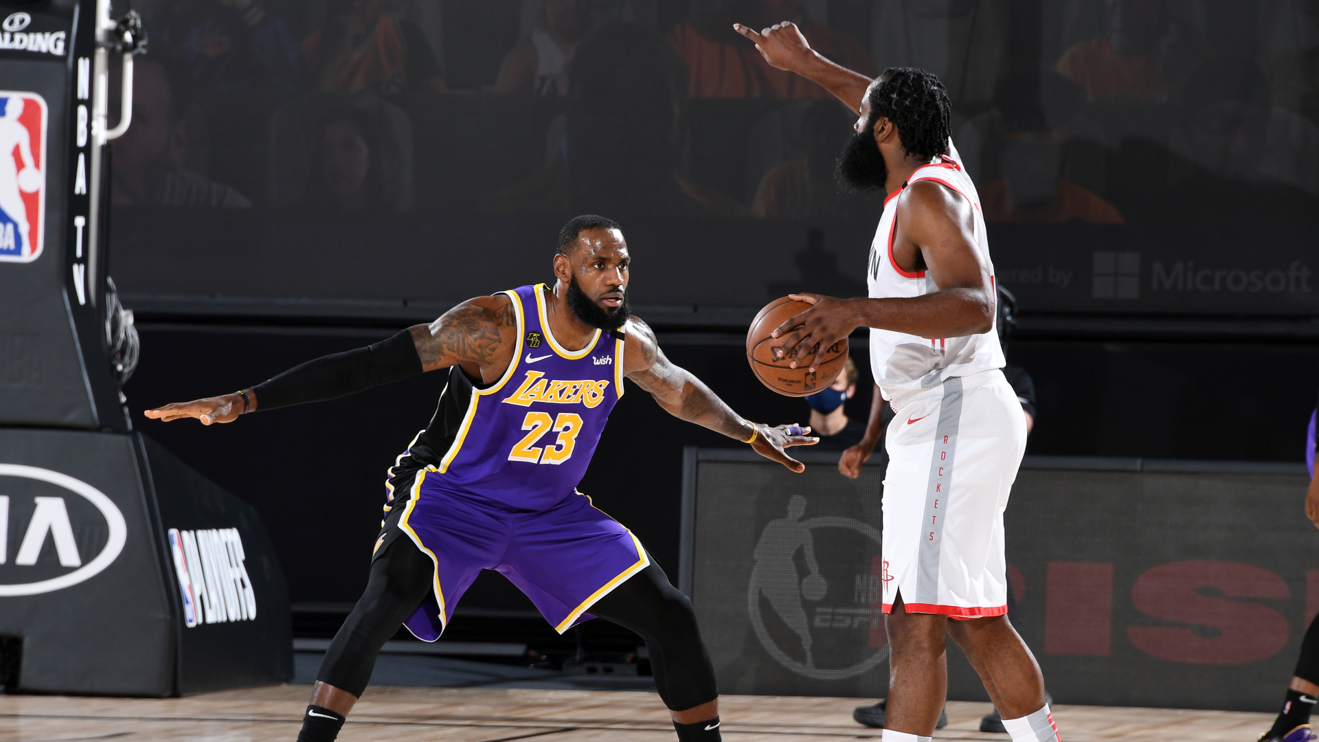 Rockets @ Lakers