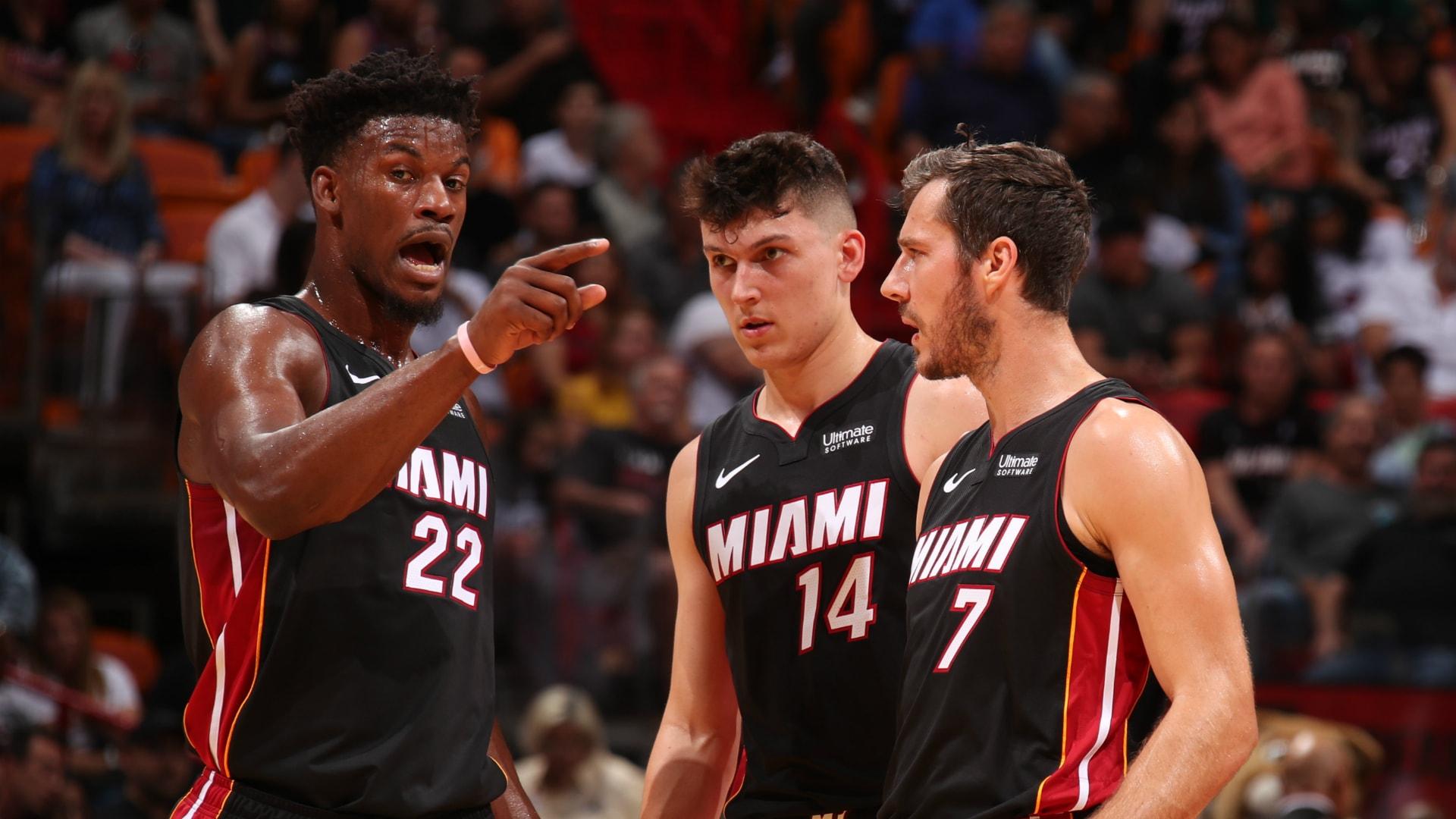 Rockets @ Heat