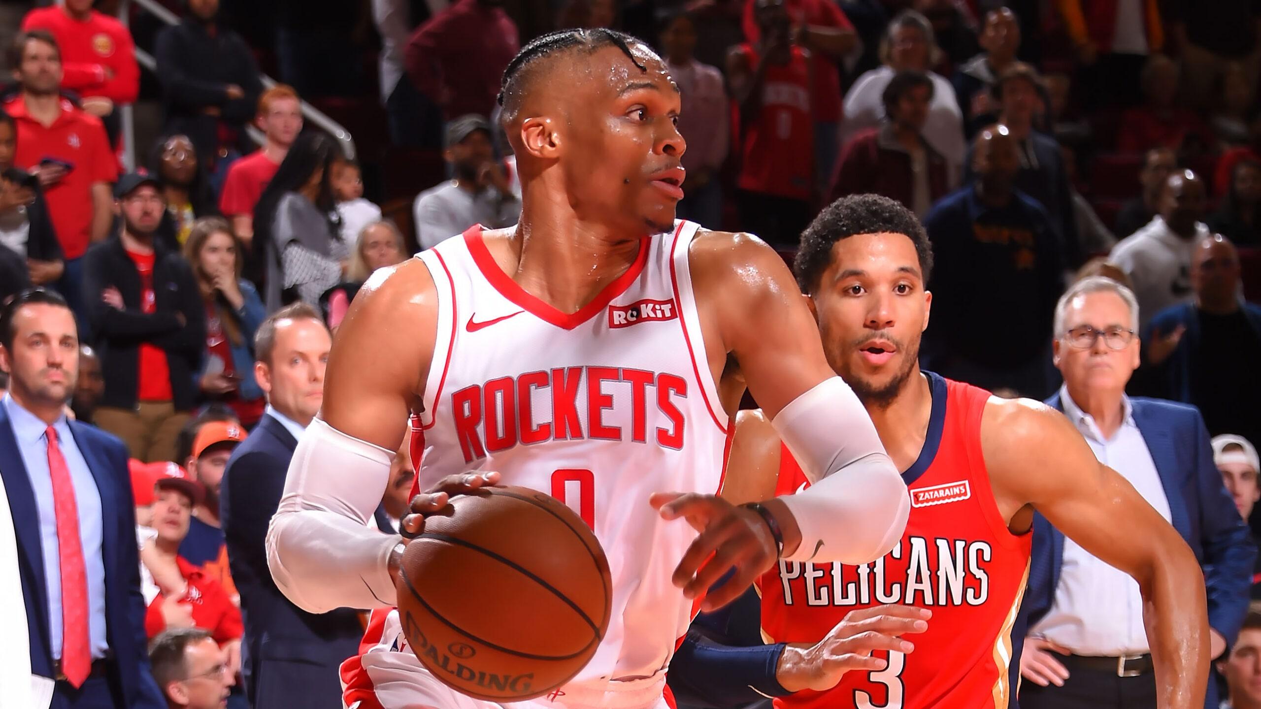 Pelicans @ Rockets