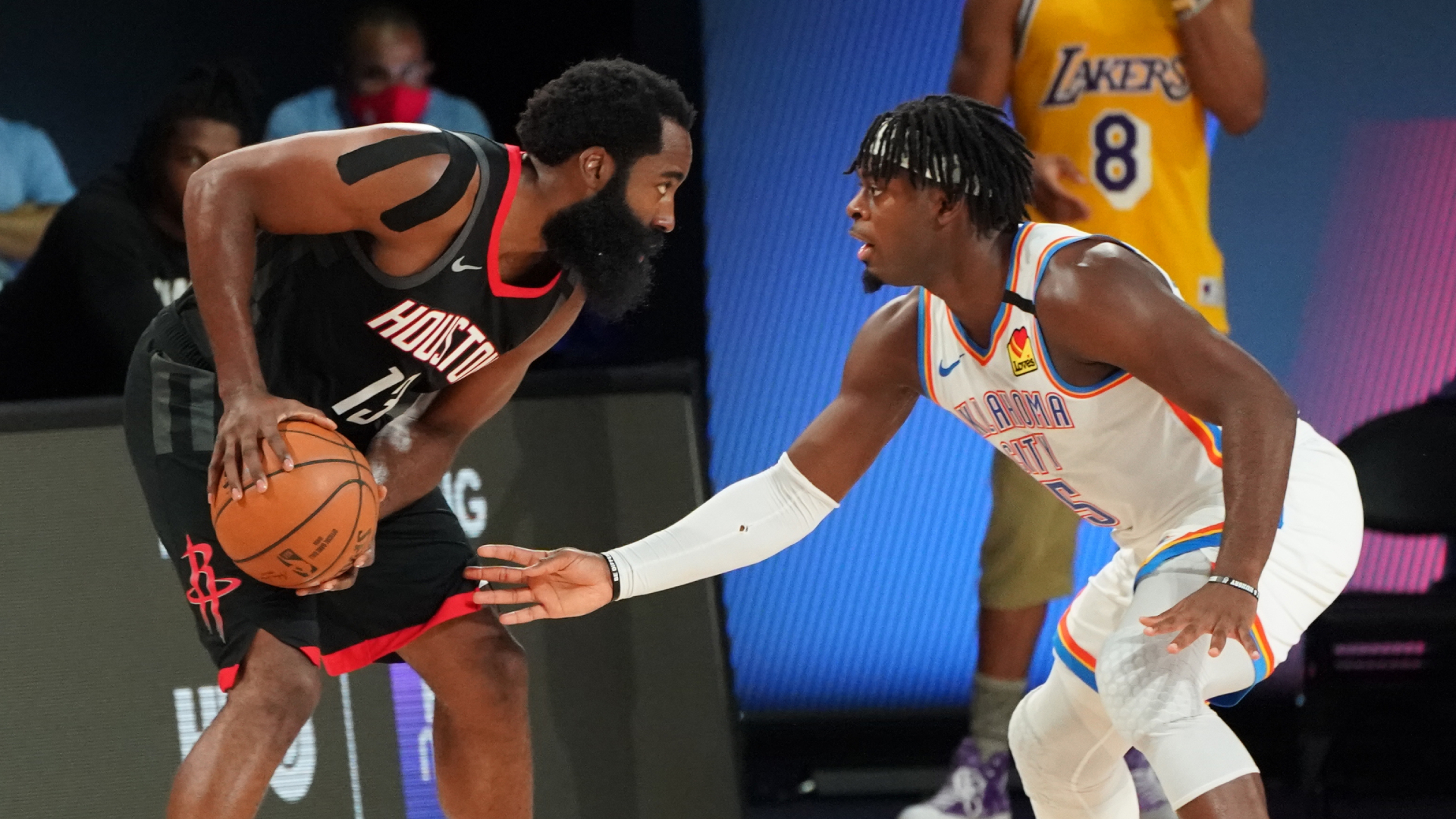 Rockets @ Thunder