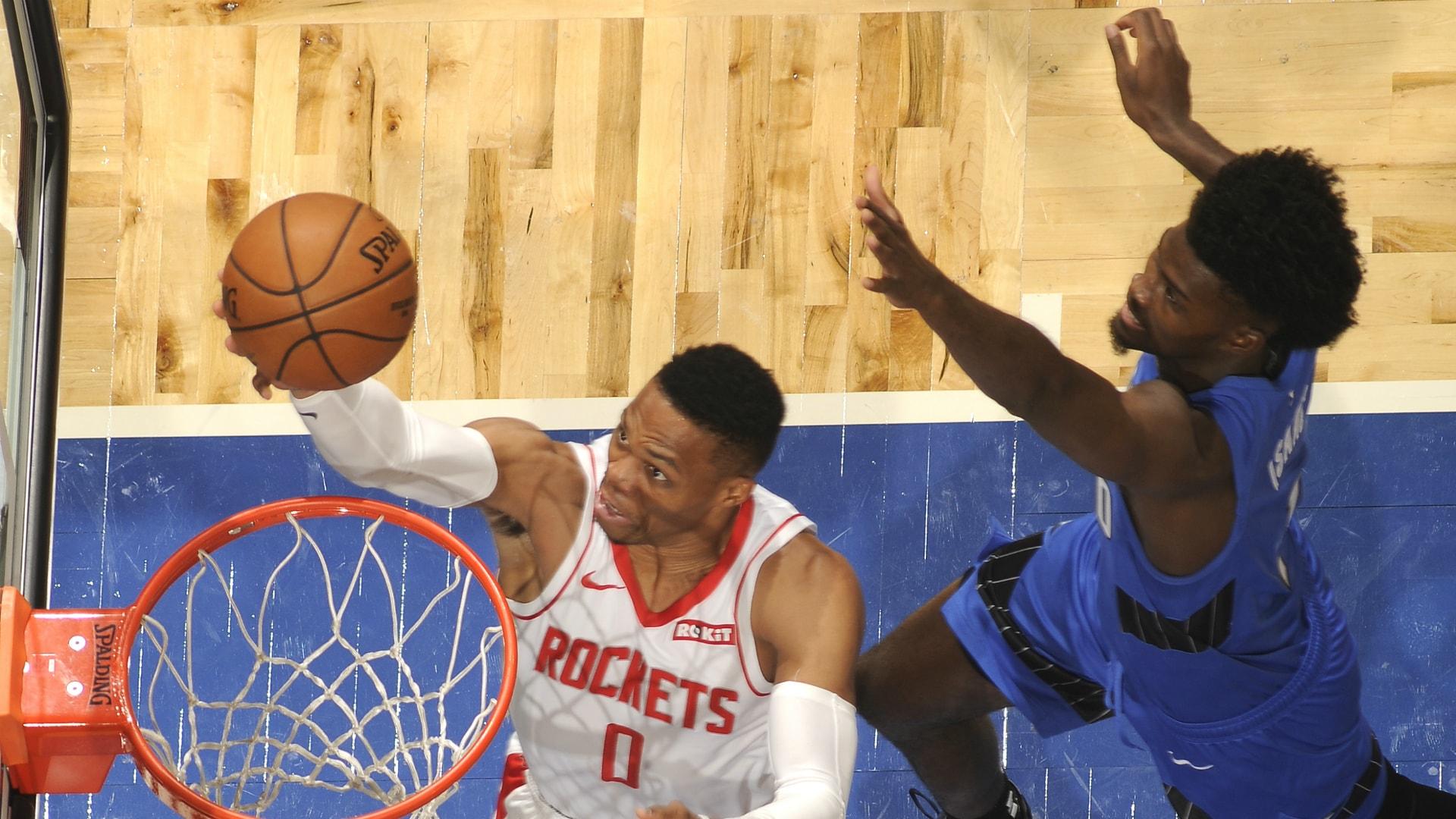 Rockets @ Magic