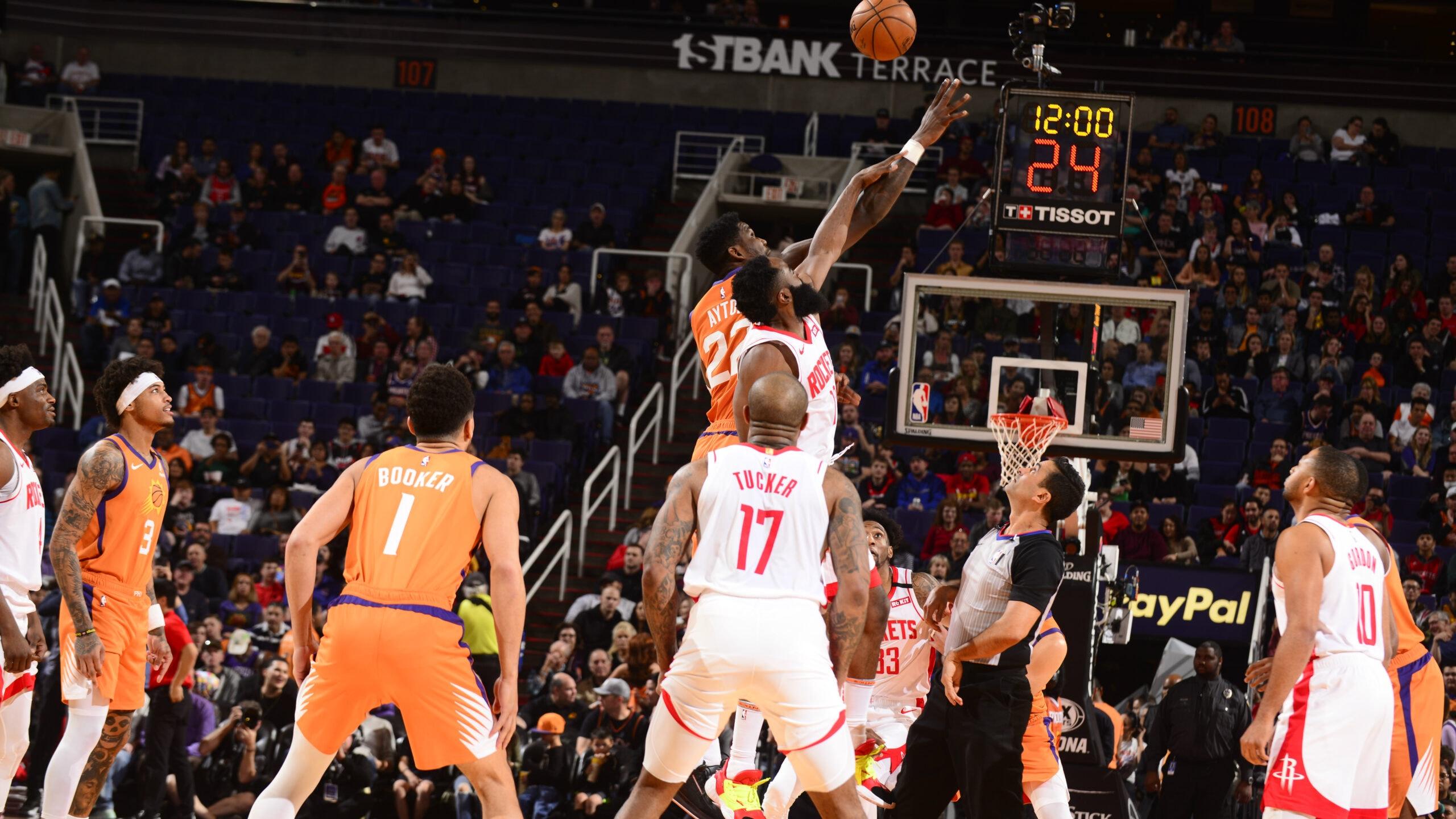 Rockets @ Suns