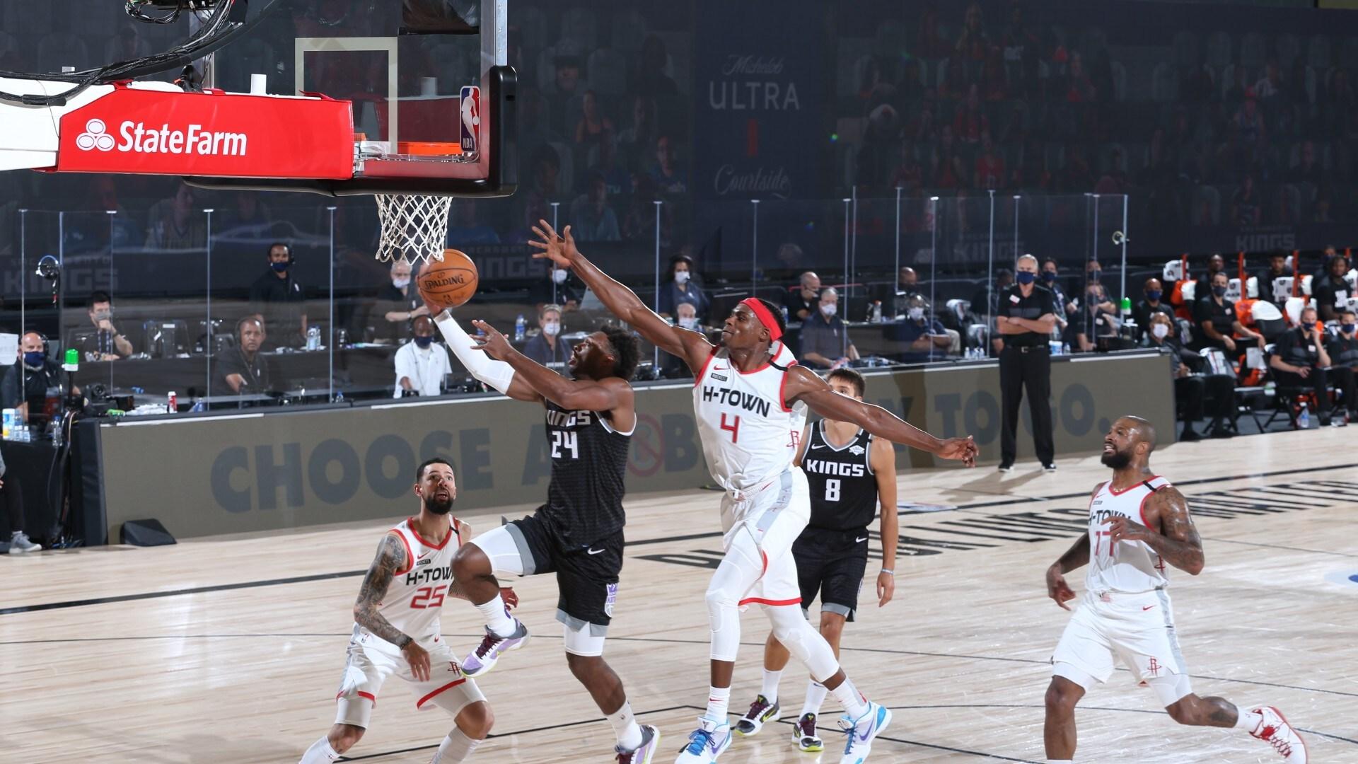 Rockets @ Kings