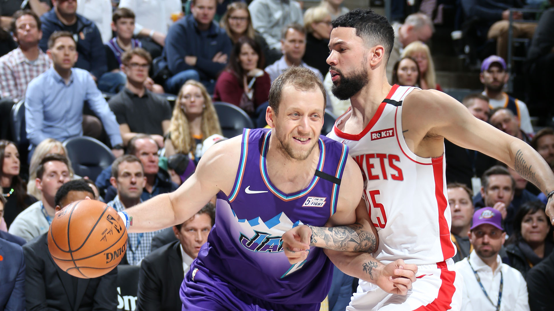 Rockets @ Jazz