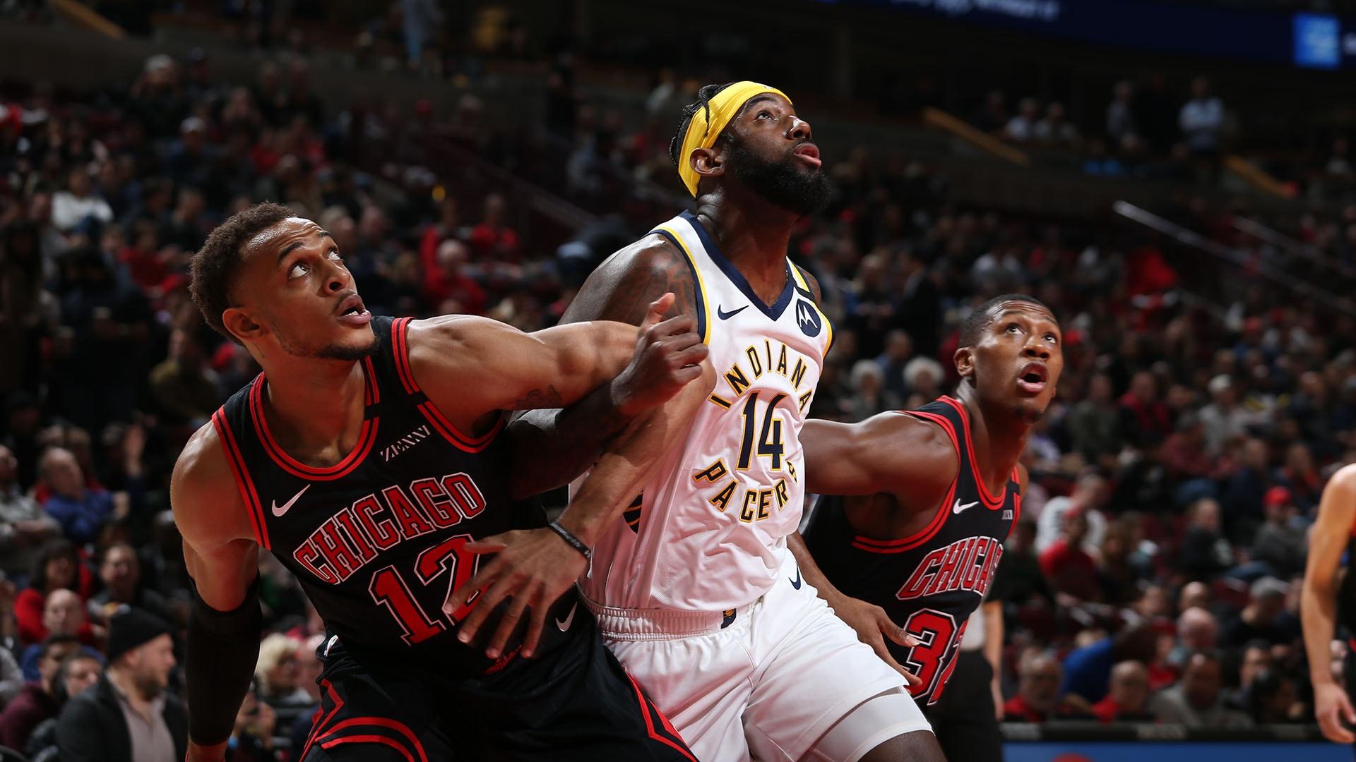 Pacers @ Bulls