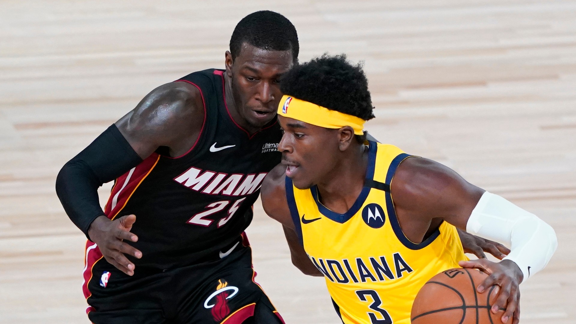 Heat @ Pacers