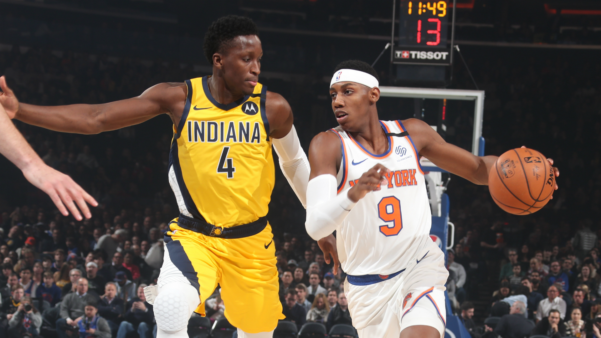 Pacers @ Knicks