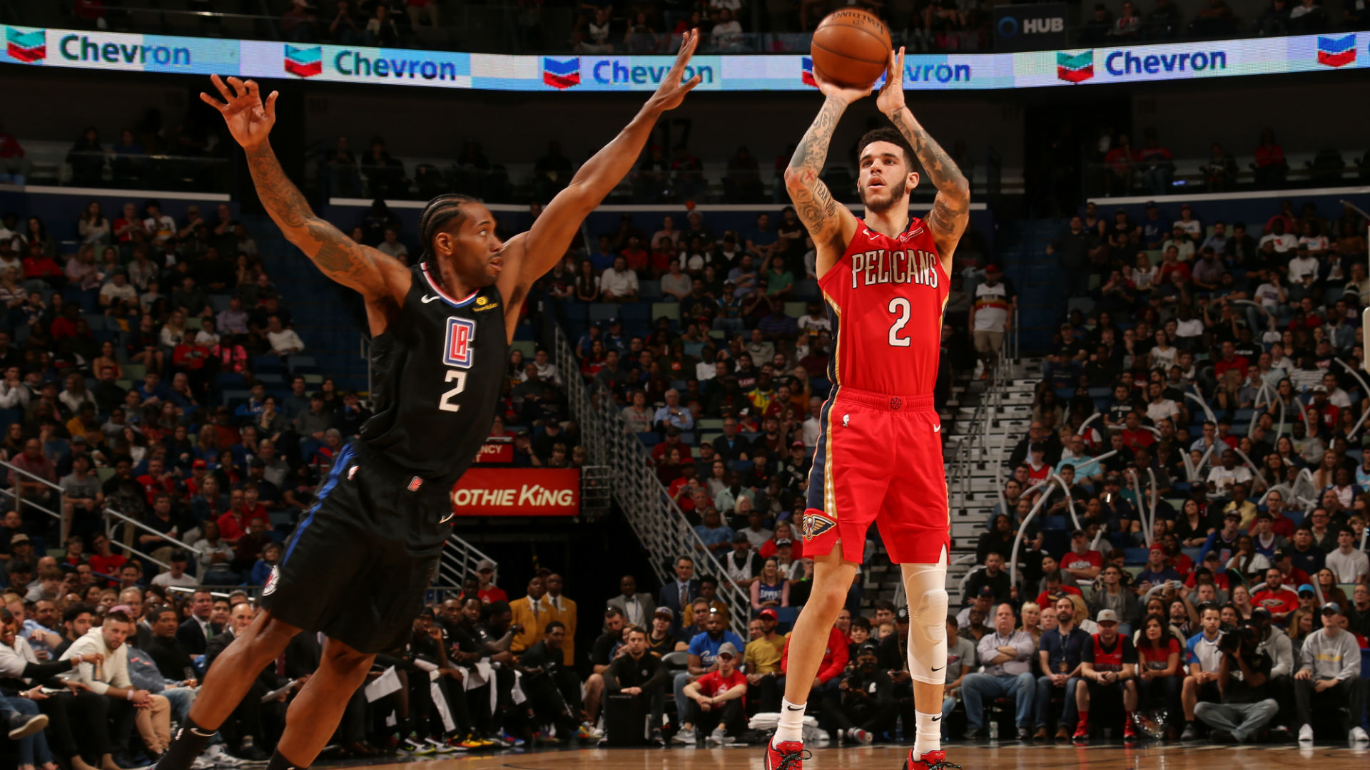 Clippers @ Pelicans