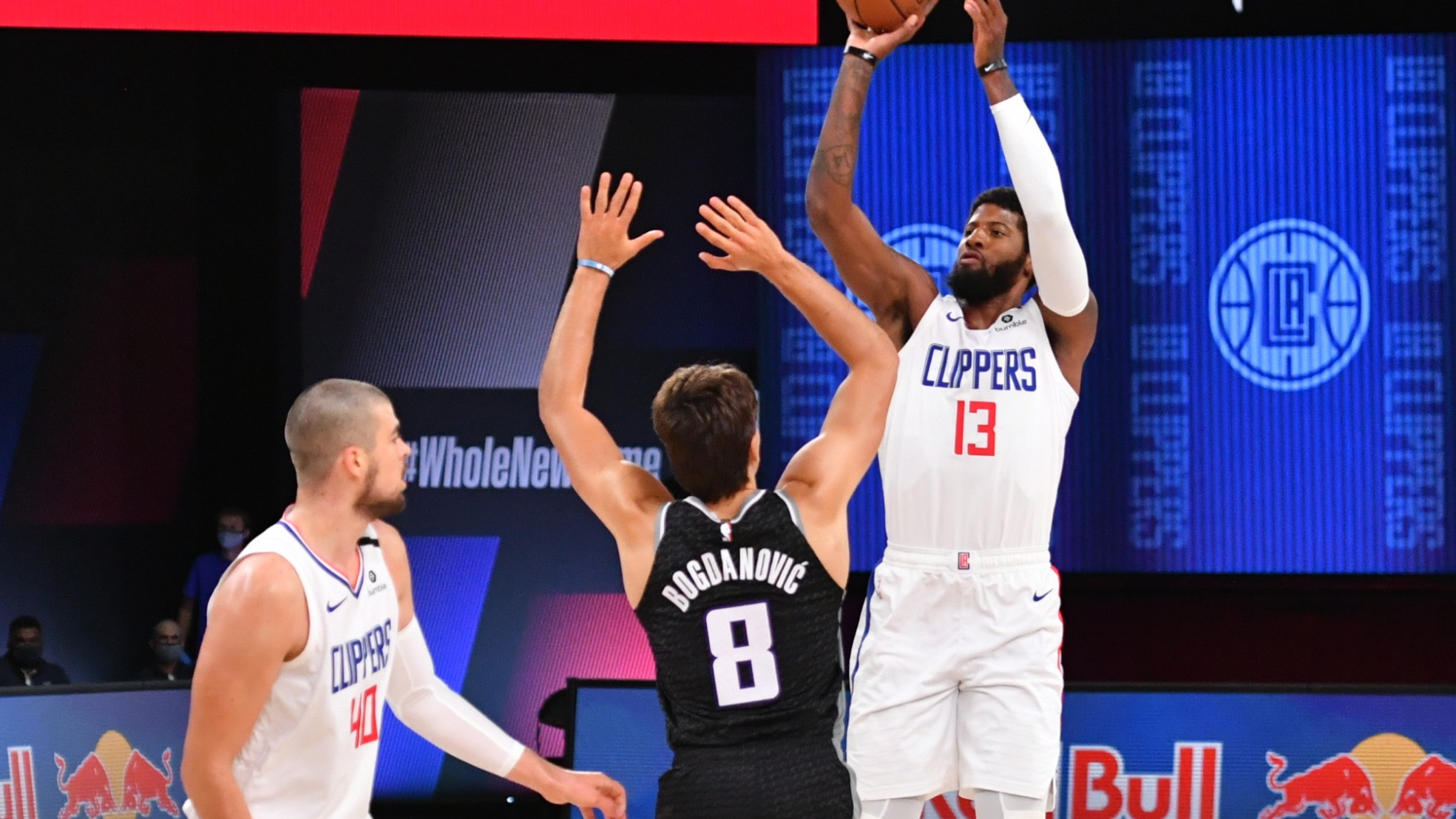 Kings @ Clippers