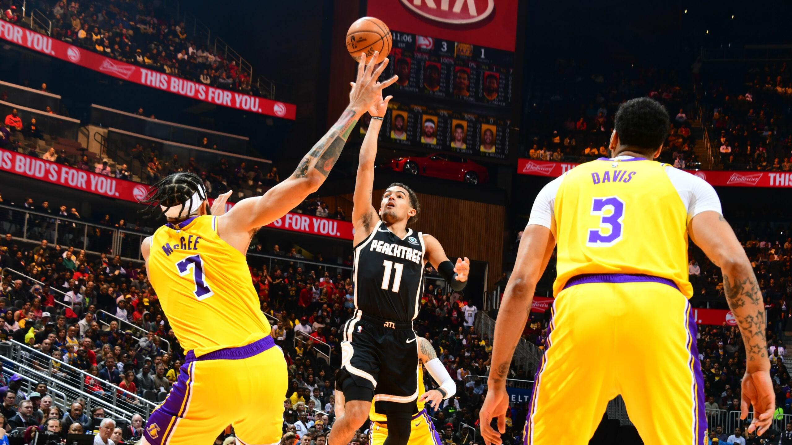 Lakers @ Hawks