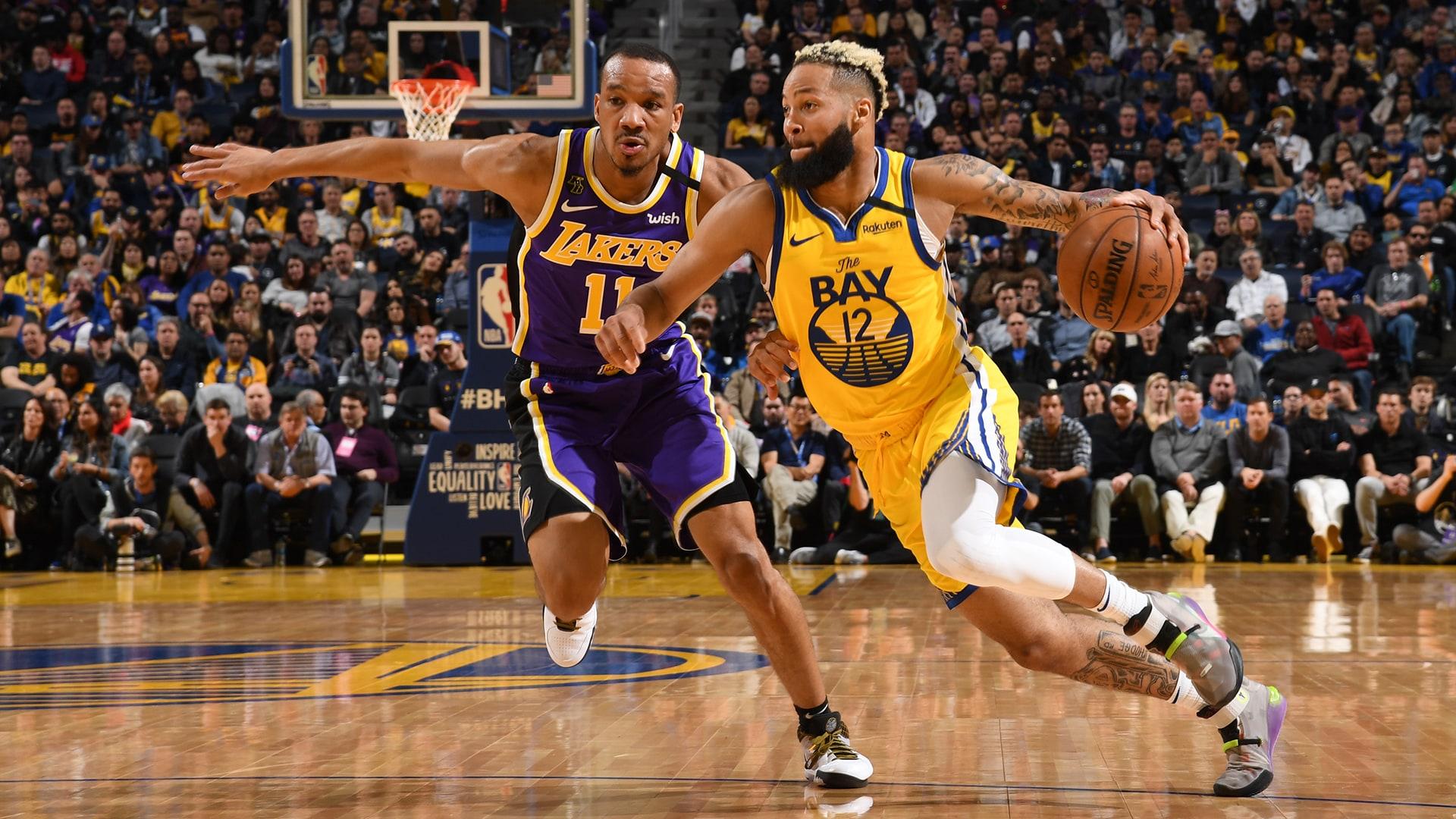 Lakers @ Warriors