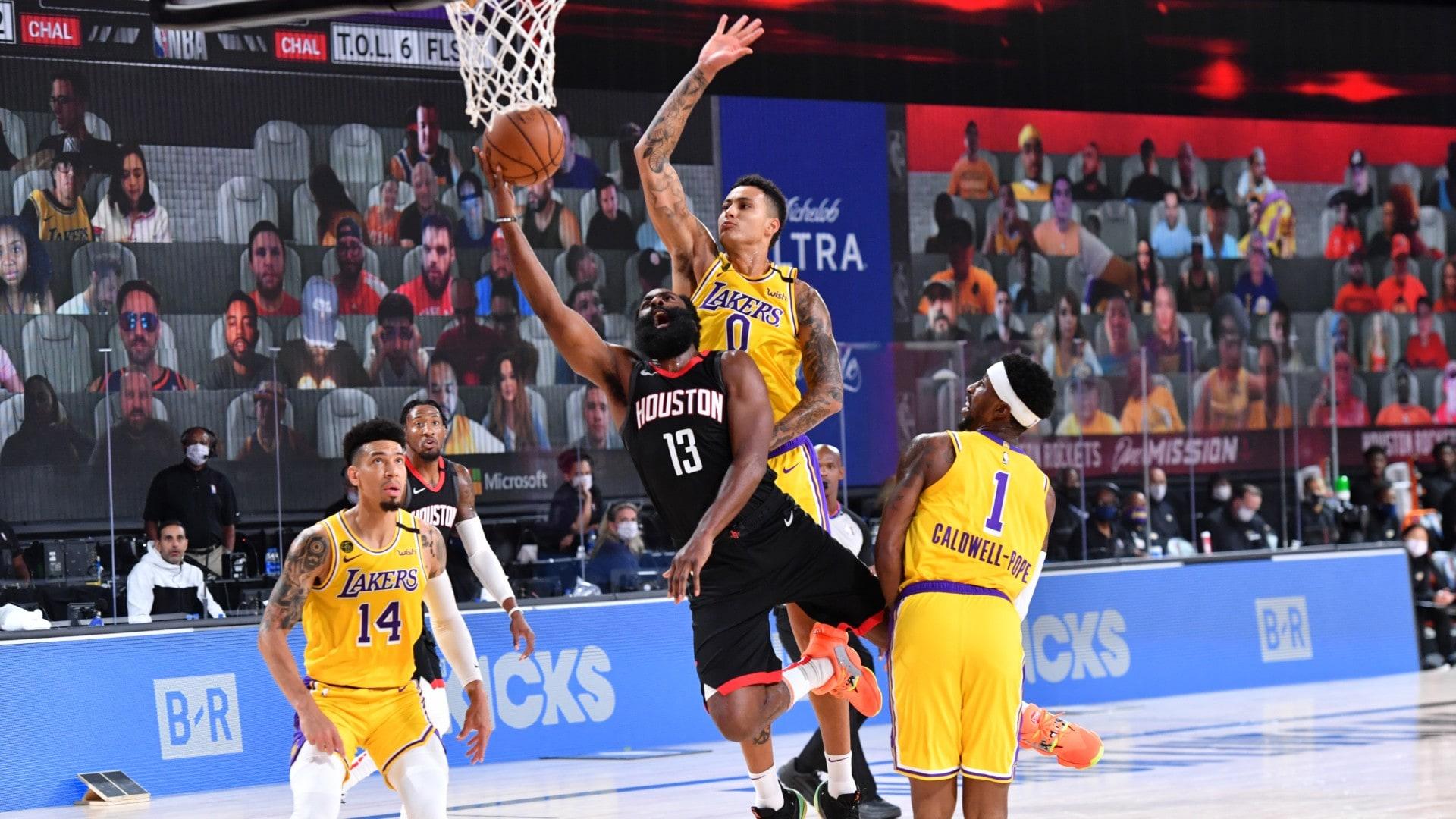 Lakers @ Rockets