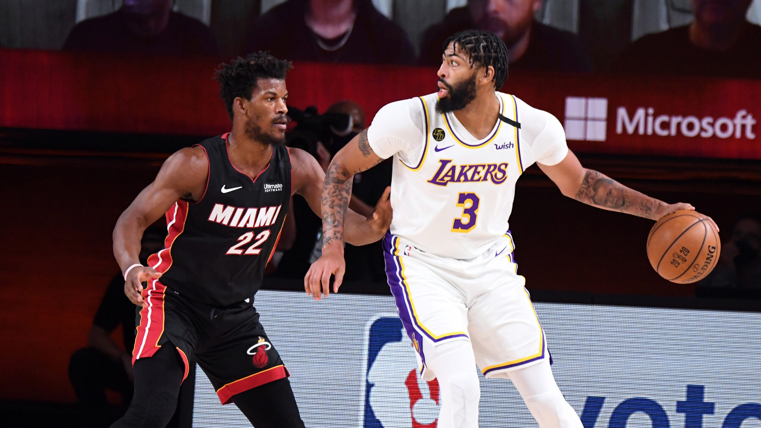 Lakers Topple Heat For Title No. 17
