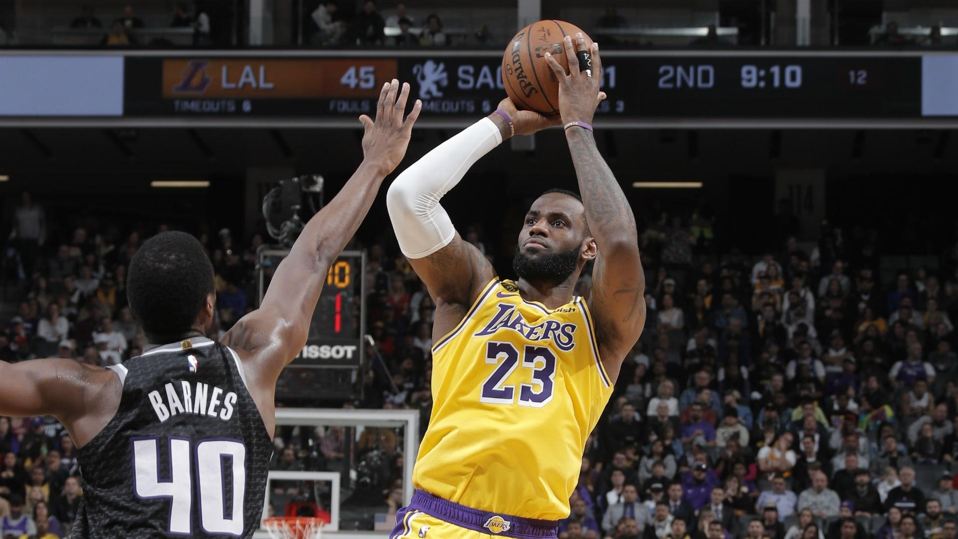 Lakers @ Kings