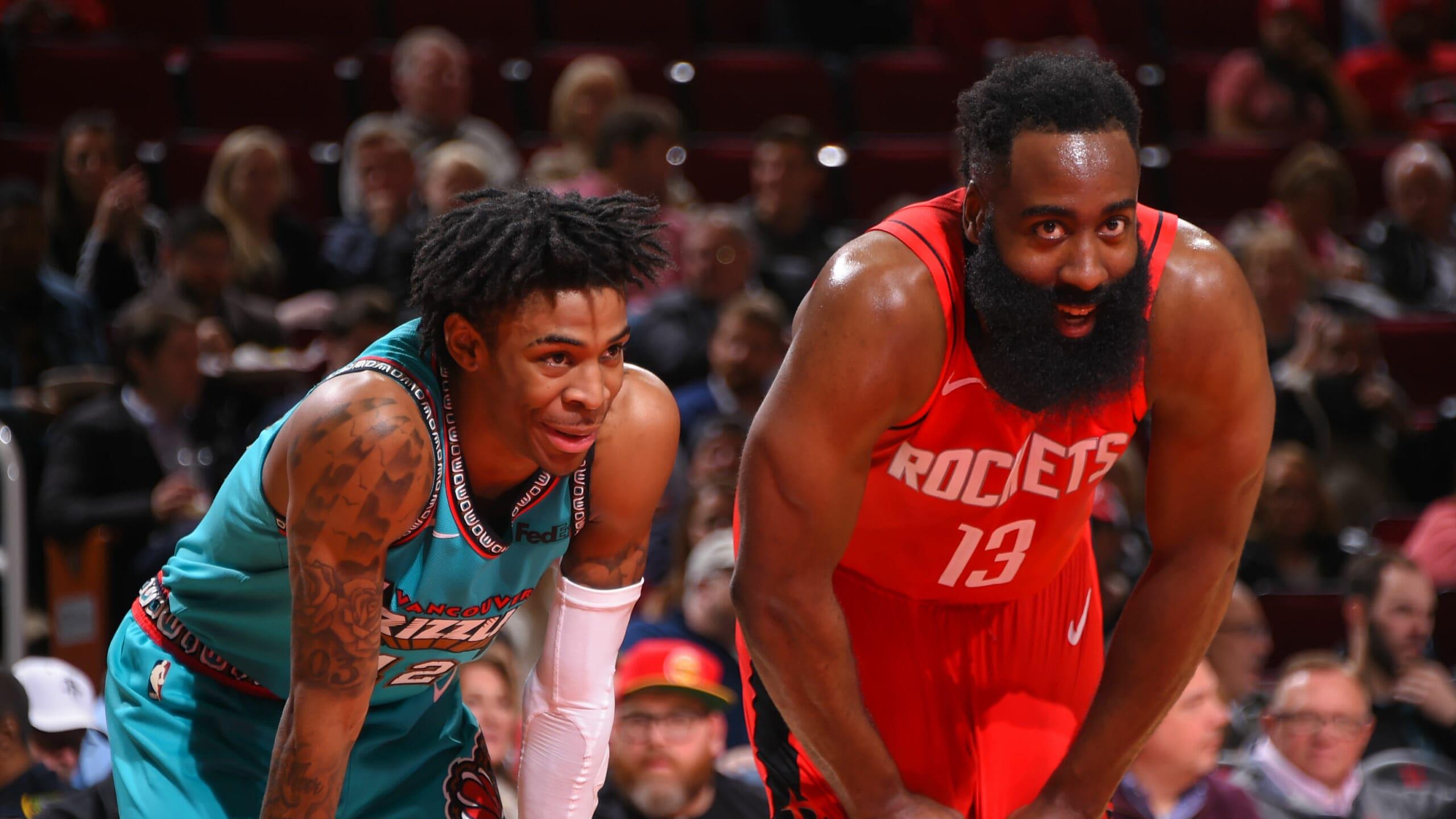Grizzlies @ Rockets