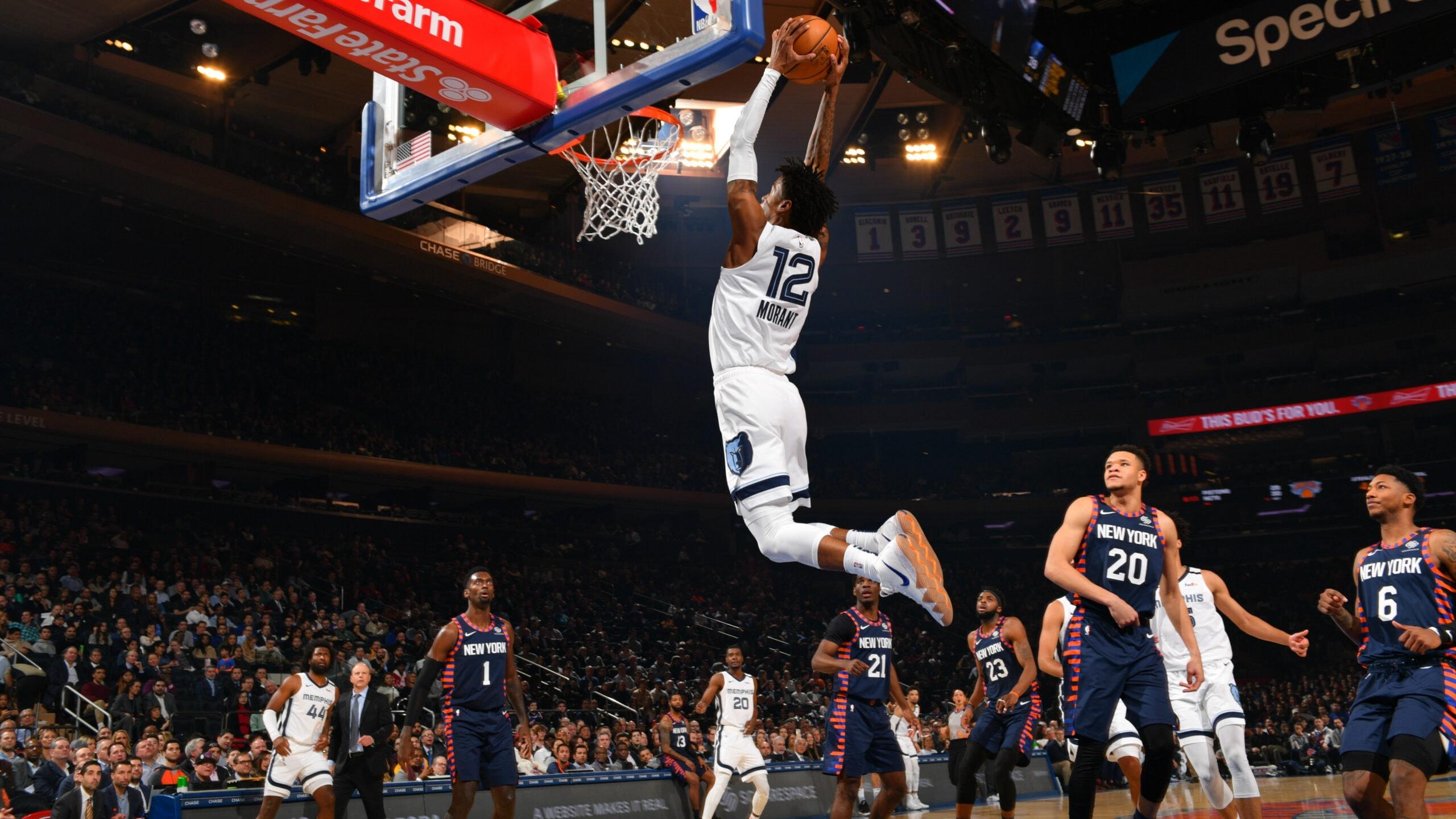 Grizzlies @ Knicks