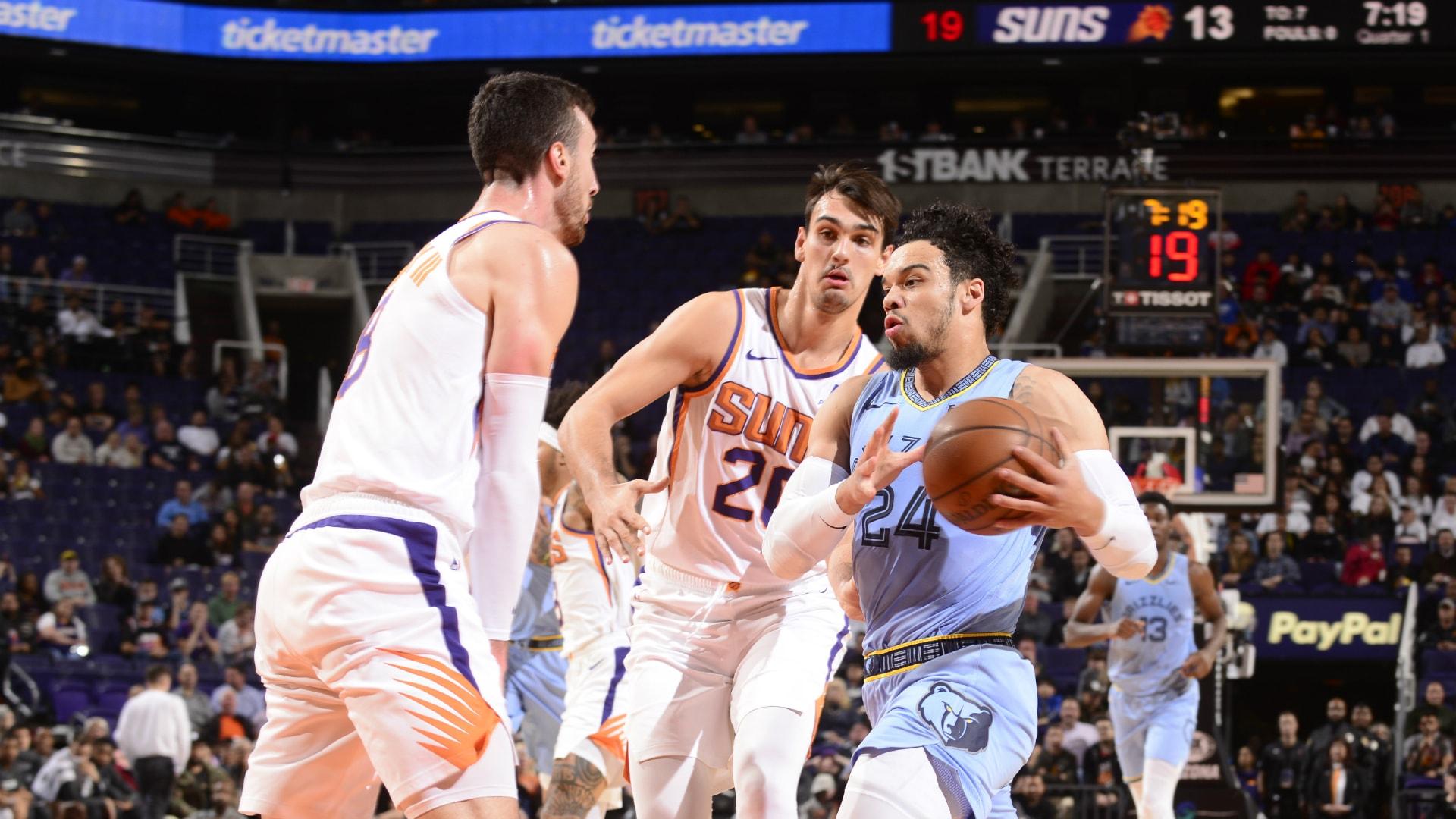 Grizzlies @ Suns
