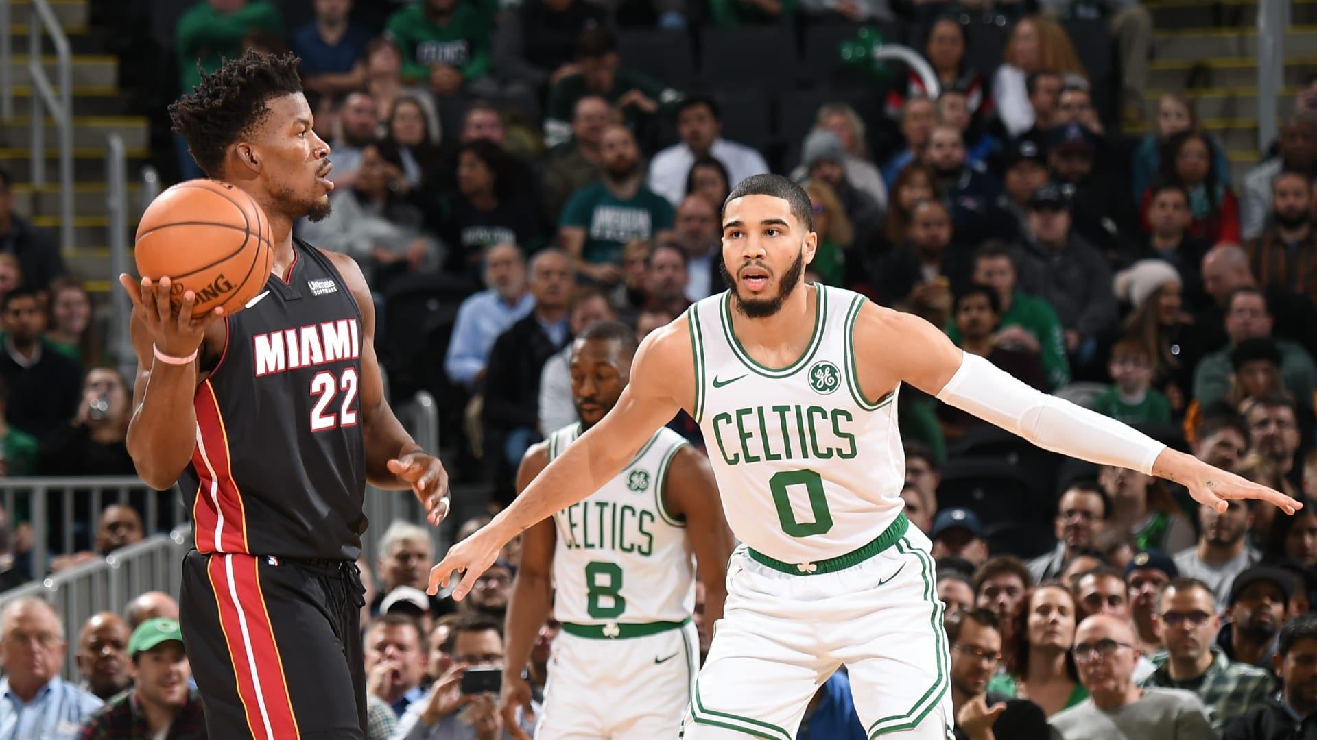 Heat @ Celtics