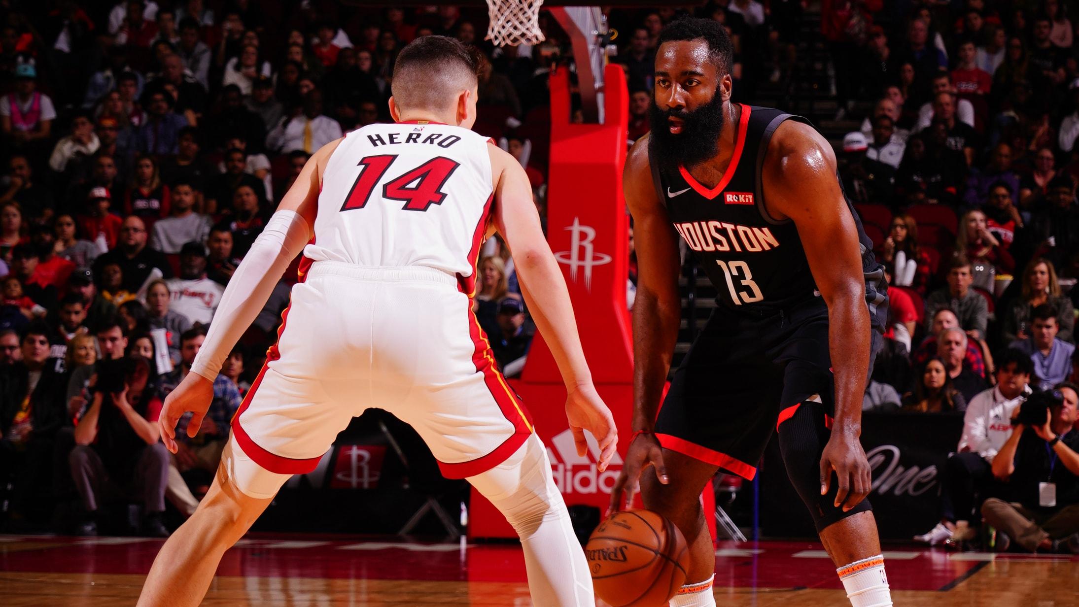 Heat @ Rockets