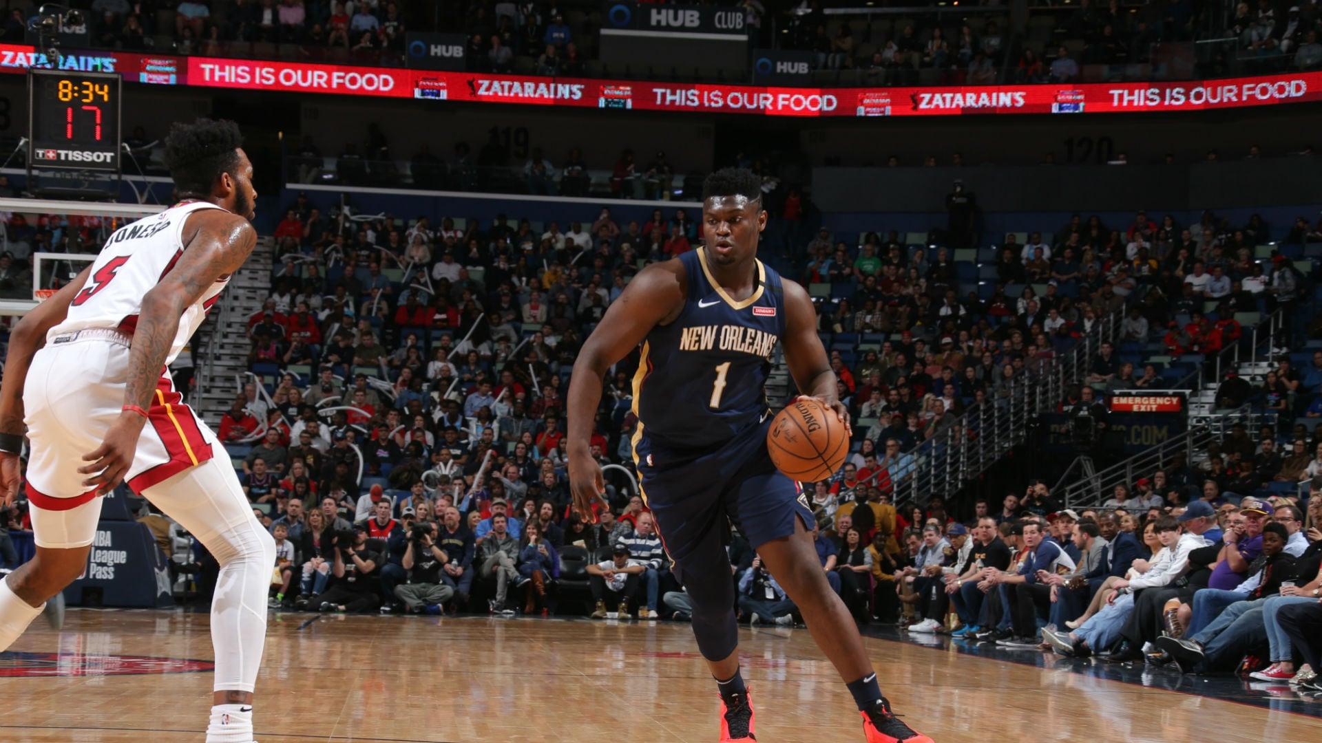 Heat @ Pelicans