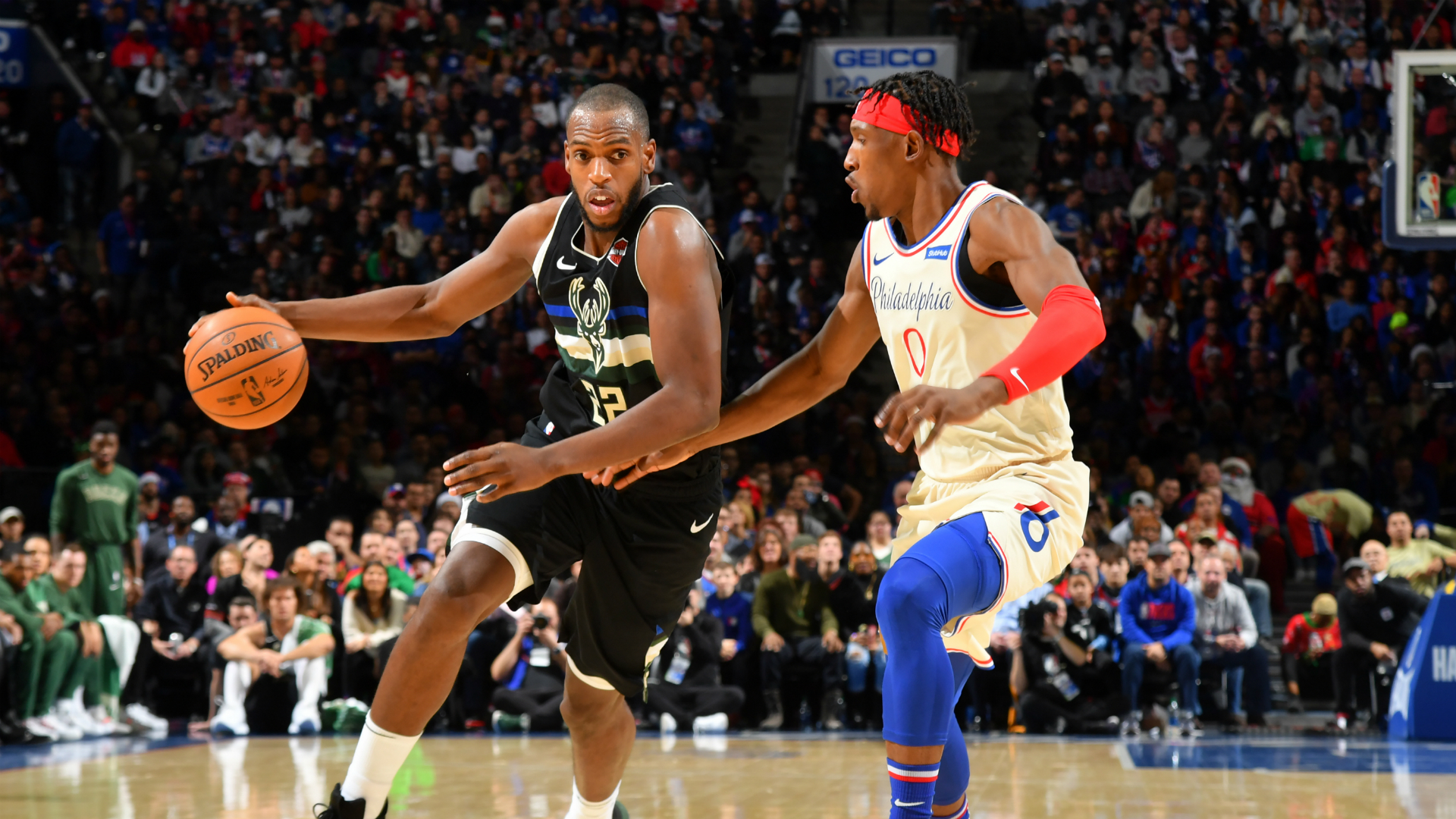 Bucks @ 76ers