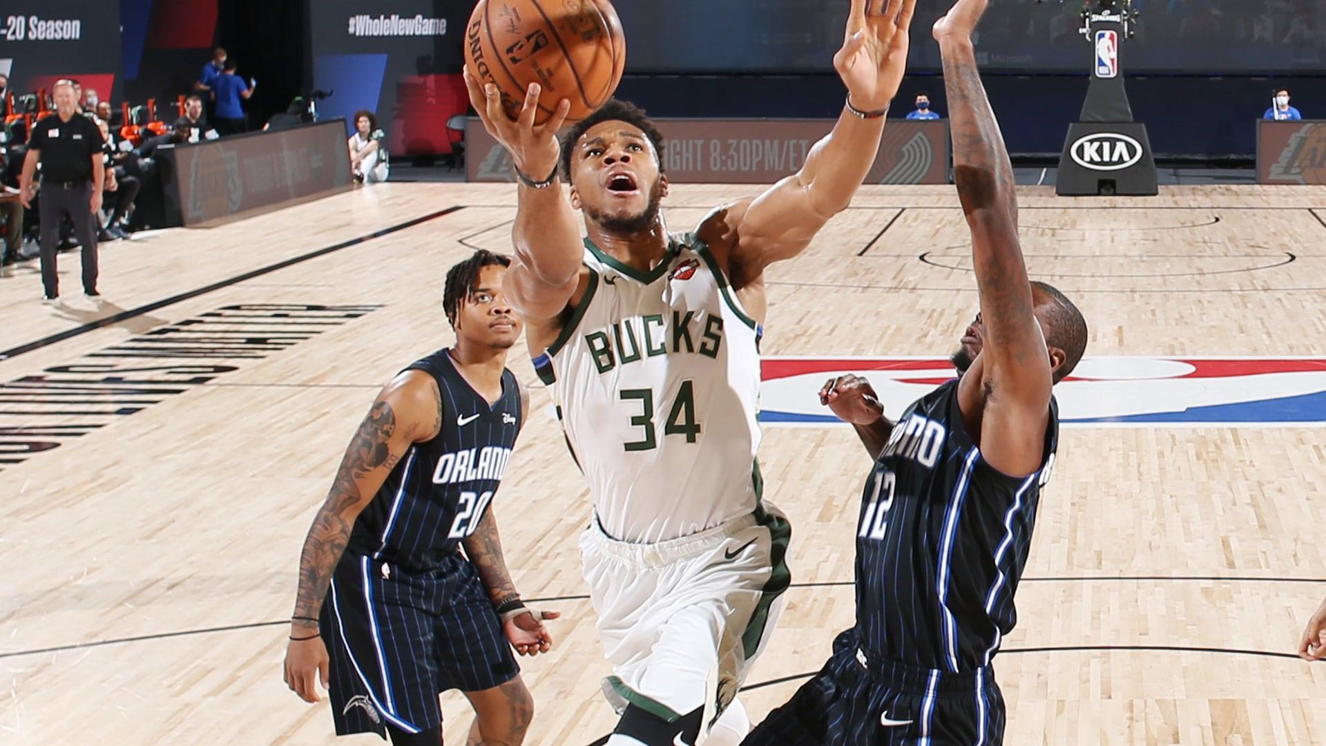 Bucks @ Magic