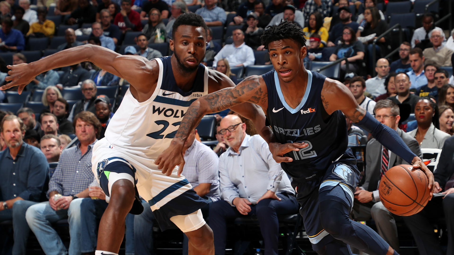 Timberwolves @ Grizzlies
