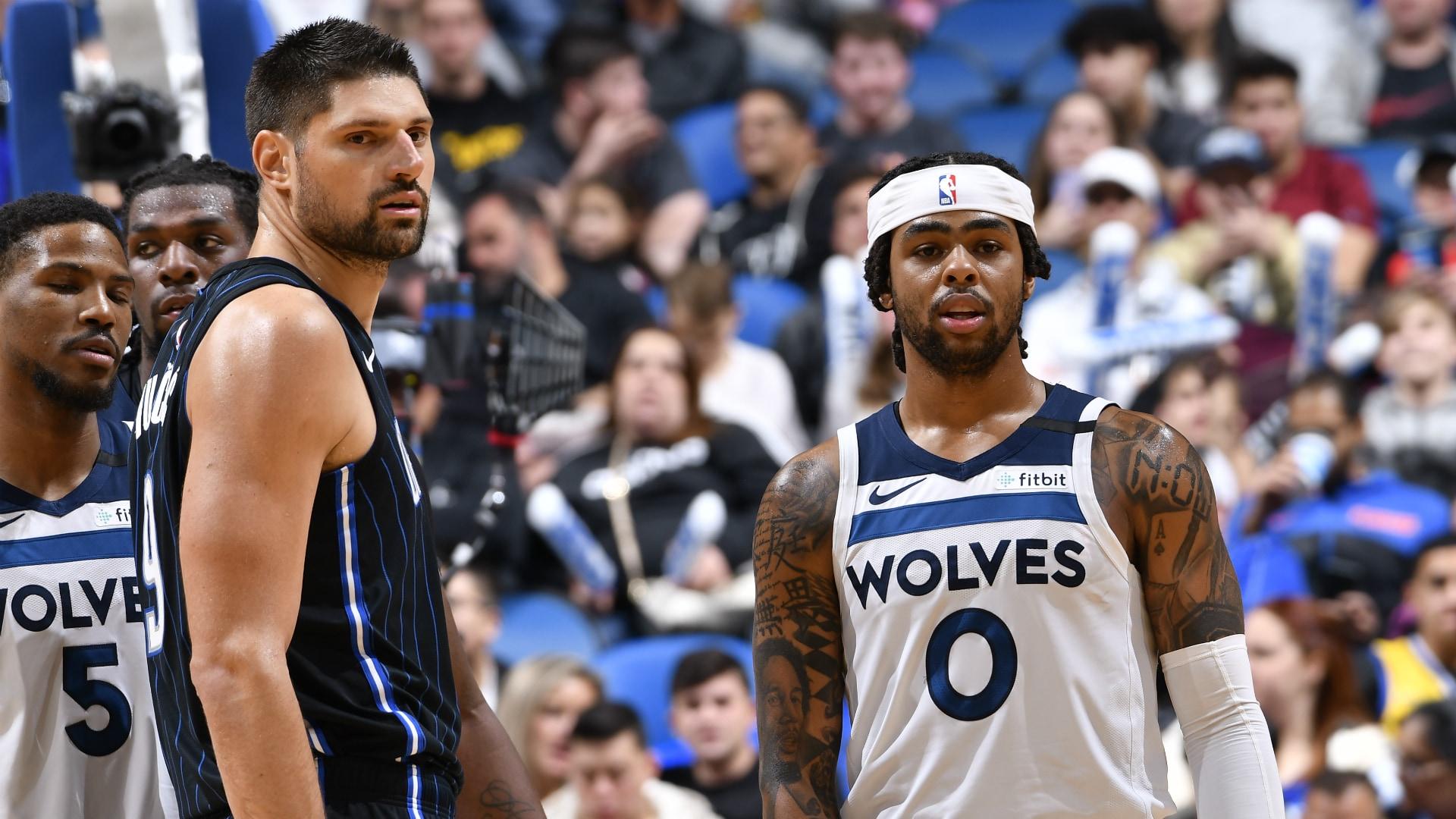 Timberwolves @ Magic