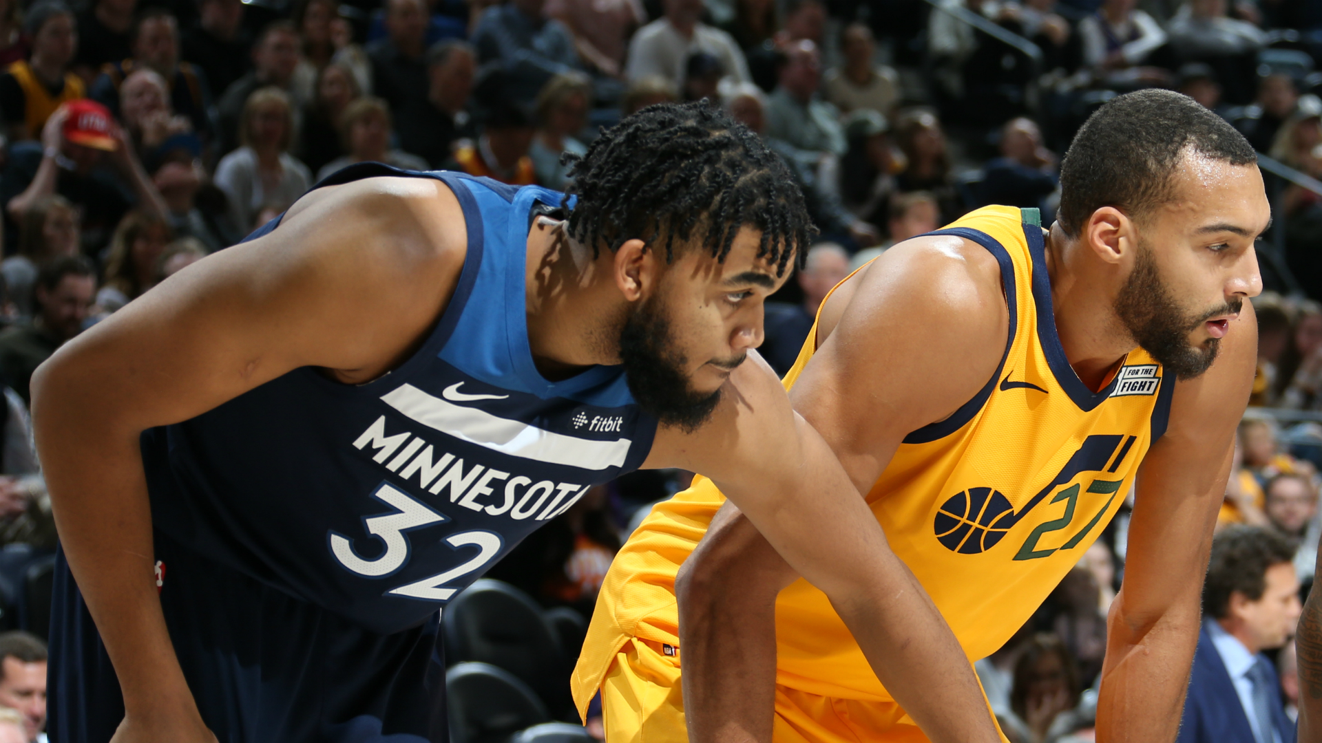 Timberwolves @ Jazz