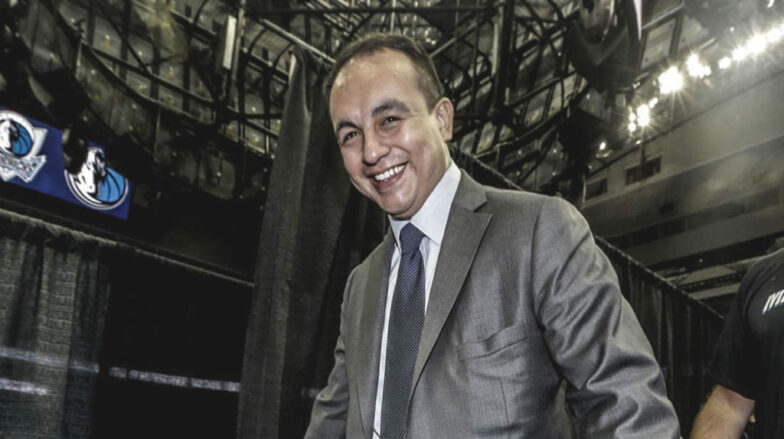 report timberwolves name gersson rosas president of
