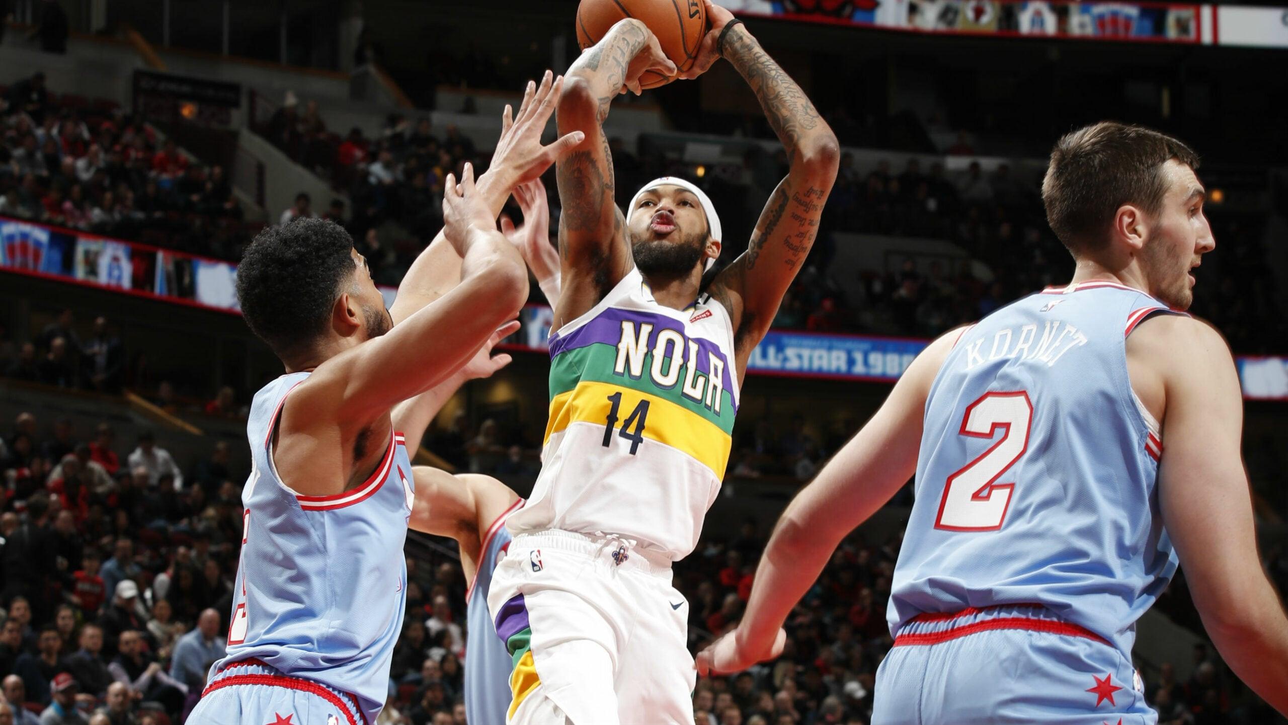 Pelicans @ Bulls