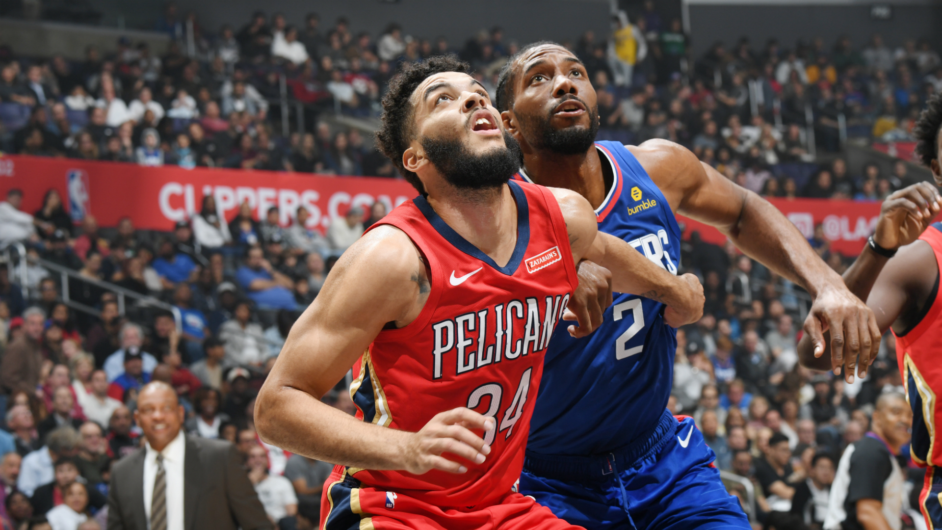 Pelicans @ Clippers