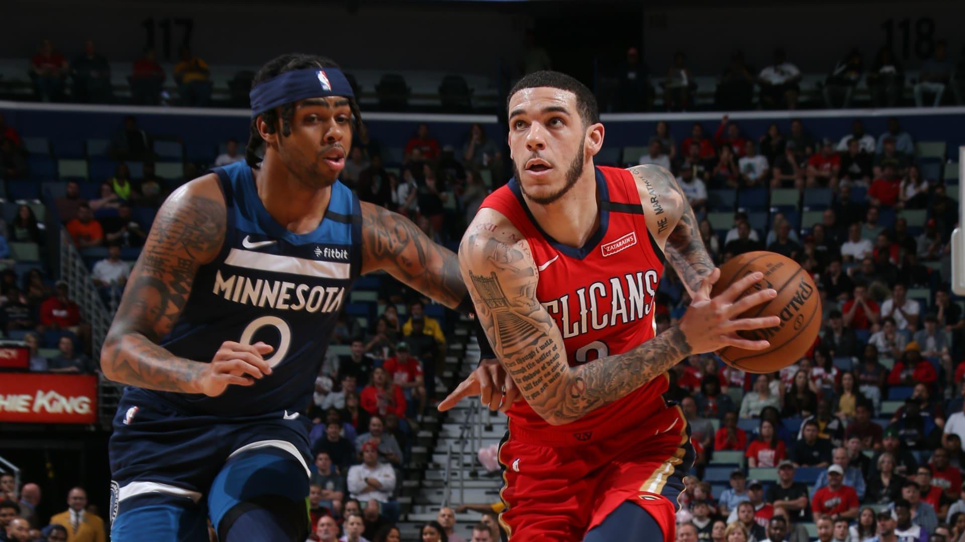 Timberwolves @ Pelicans