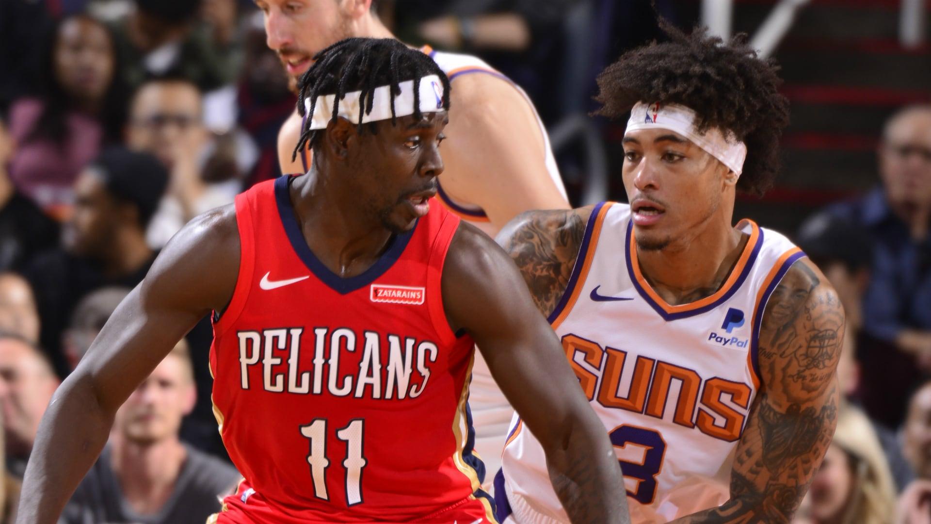 Pelicans @ Suns