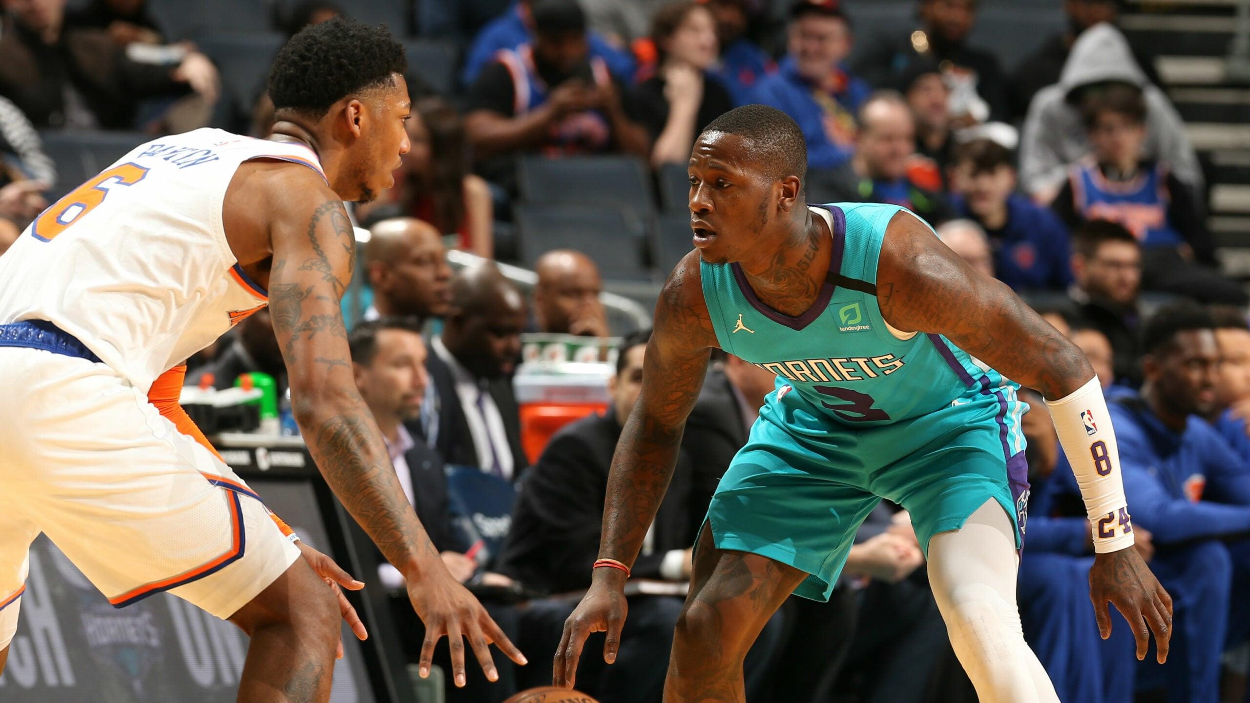 Knicks @ Hornets