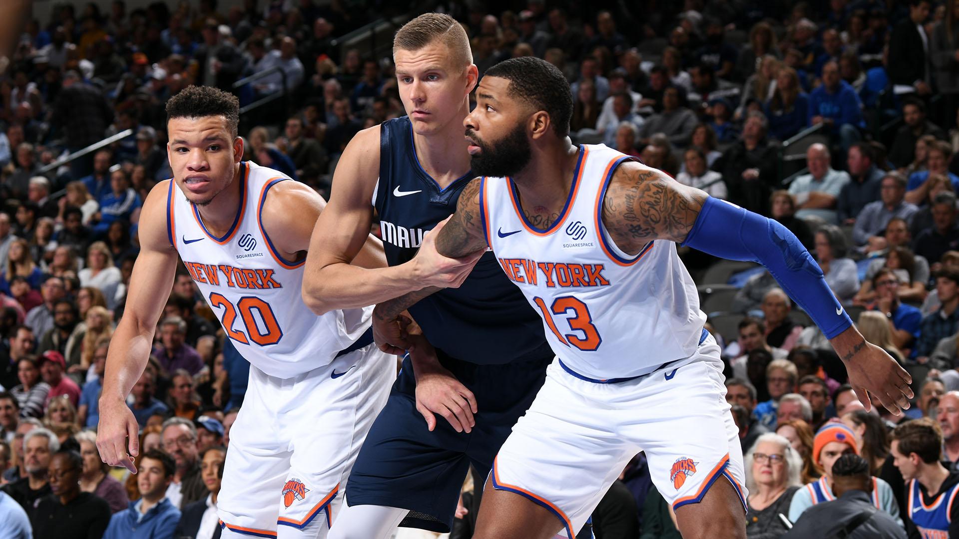 Knicks @ Mavericks