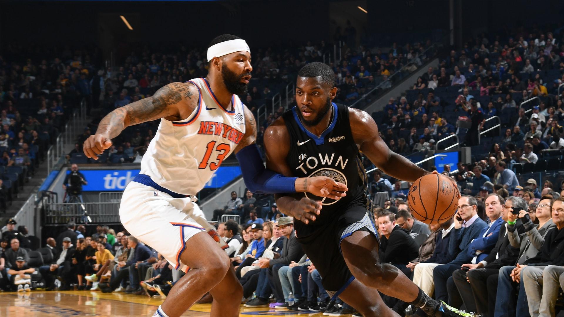 Knicks @ Warriors