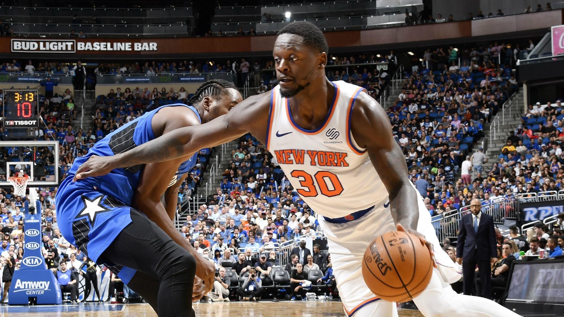 Knicks @ Magic