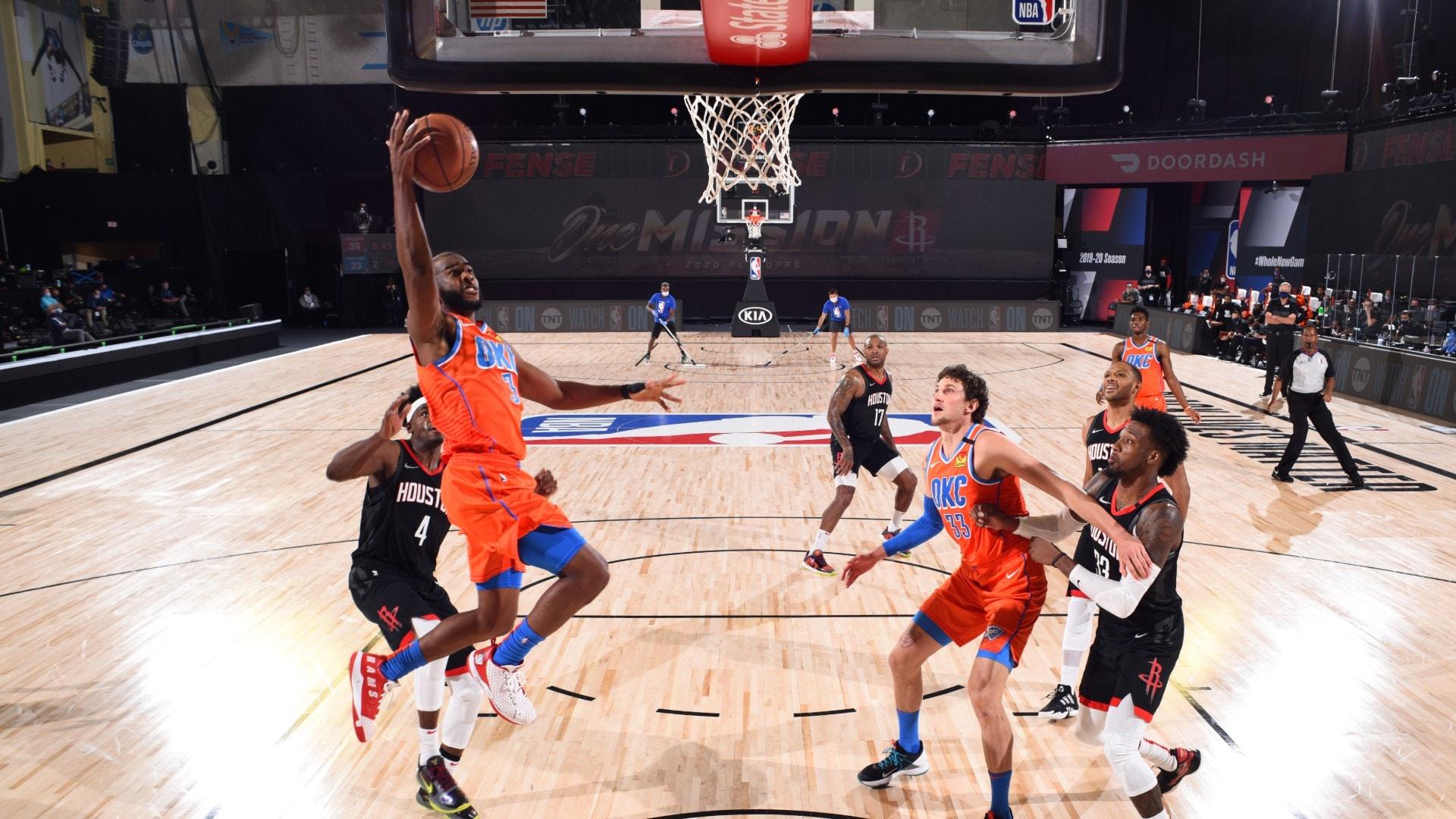 Thunder @ Rockets