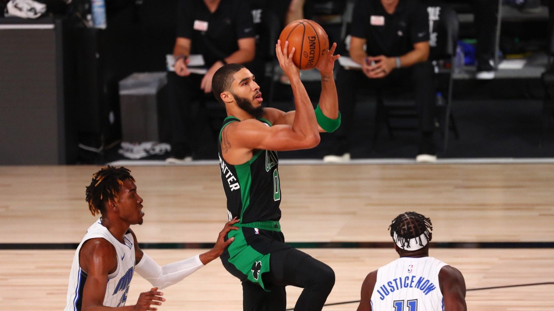 Magic @ Celtics