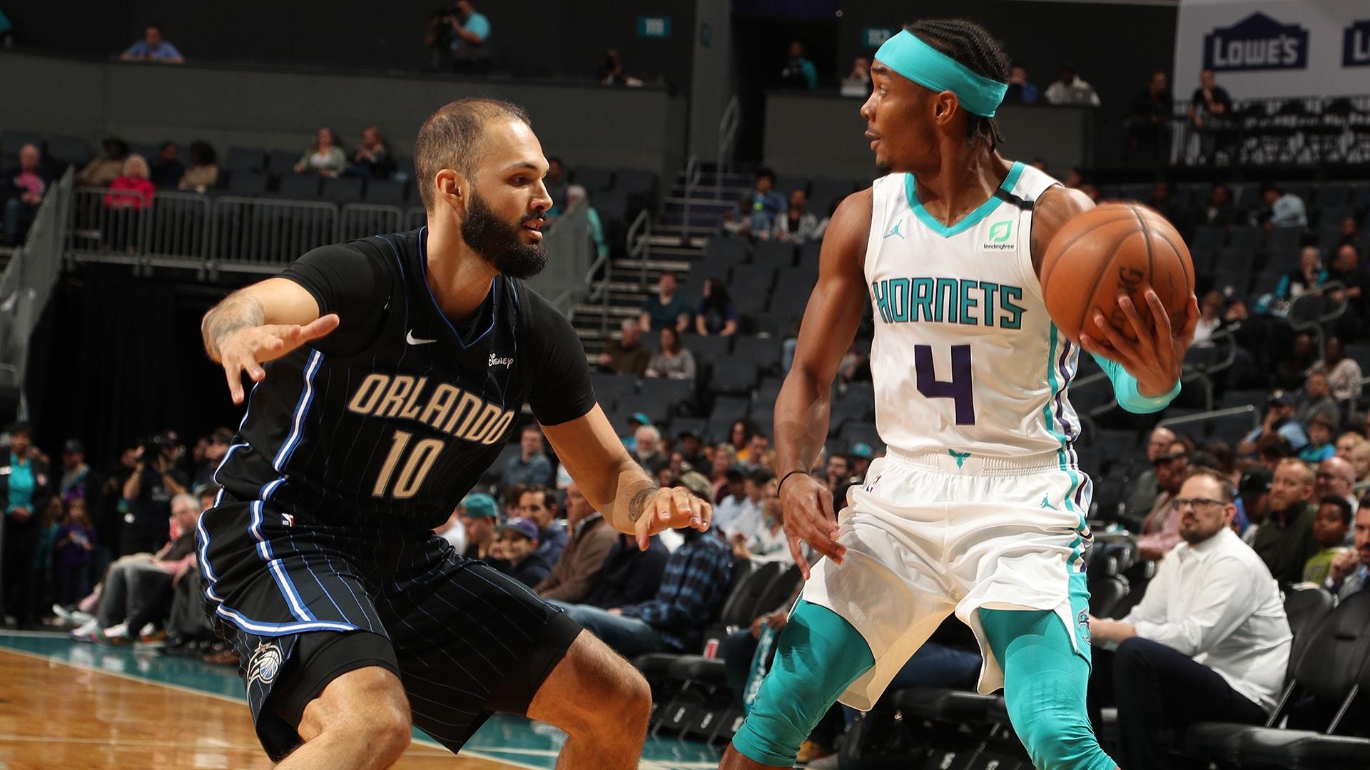 Magic @ Hornets