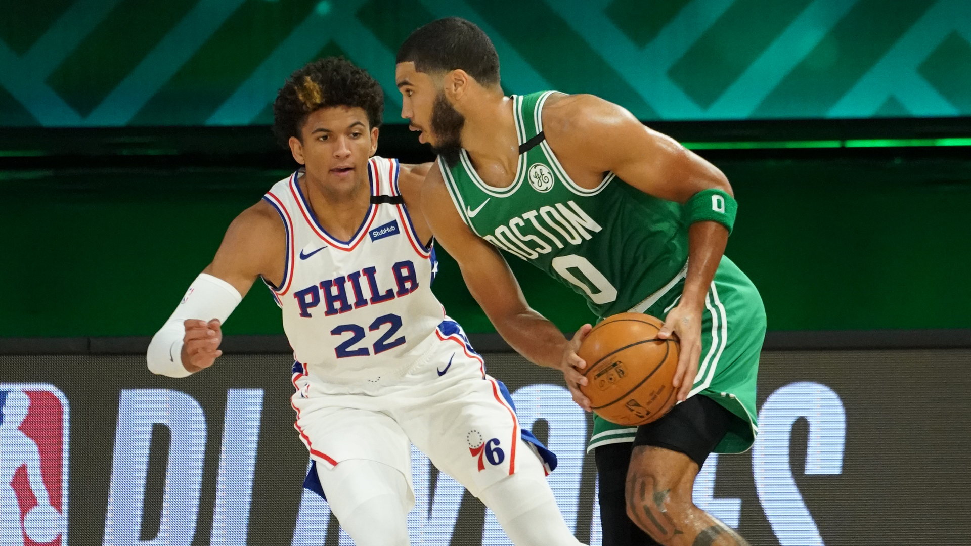76ers @ Celtics