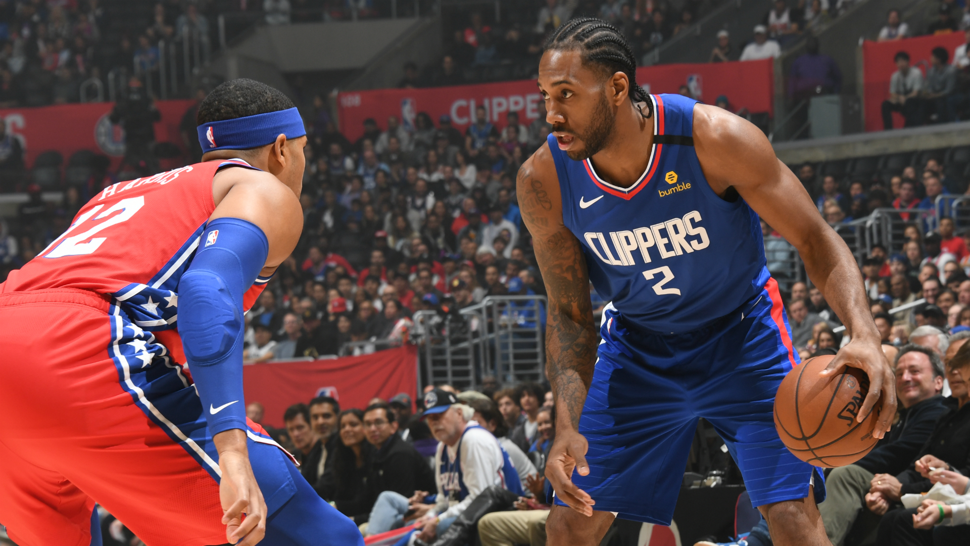 76ers @ Clippers